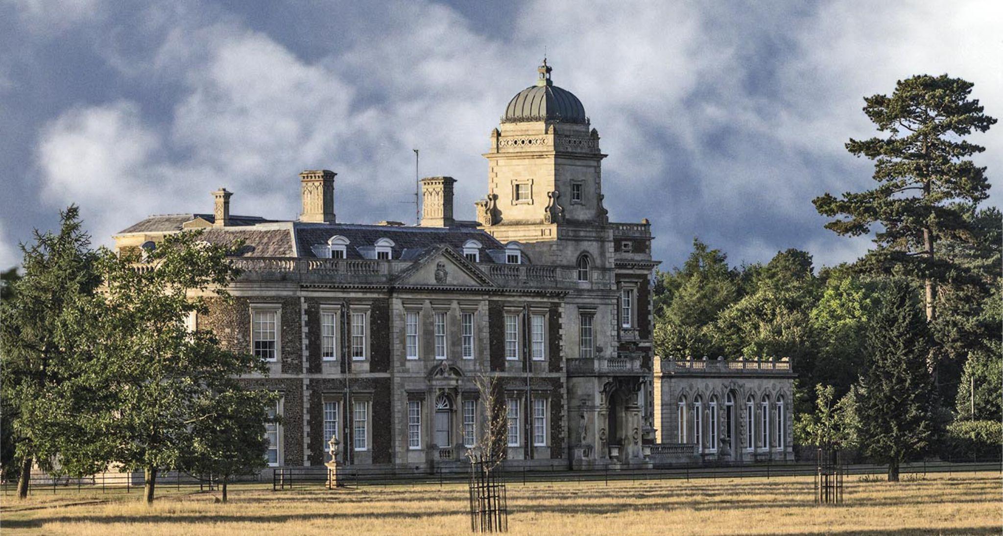 Narford Hall by ian.bridgephotography