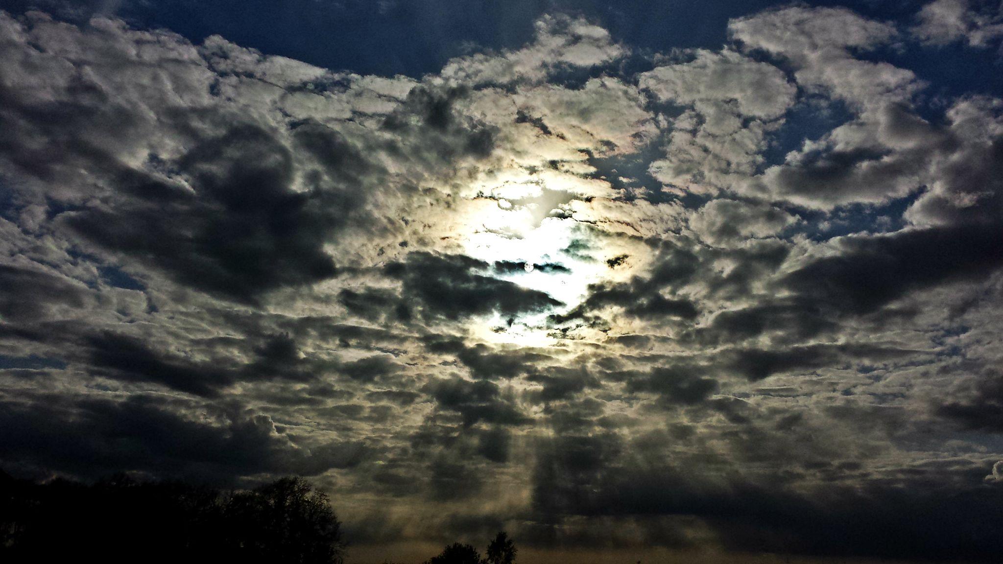 Dark sky. by Gabi_Photography