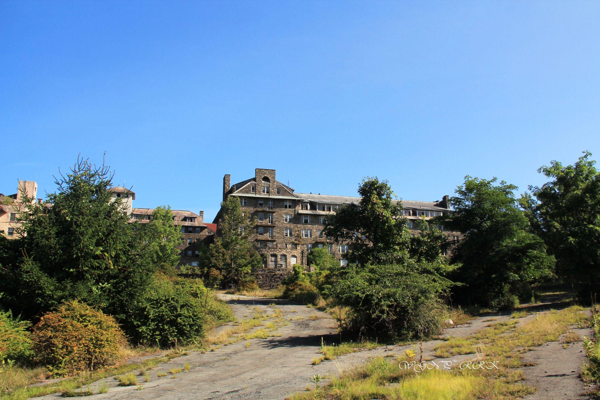 Buck Hill Resort by Roland R Kemler