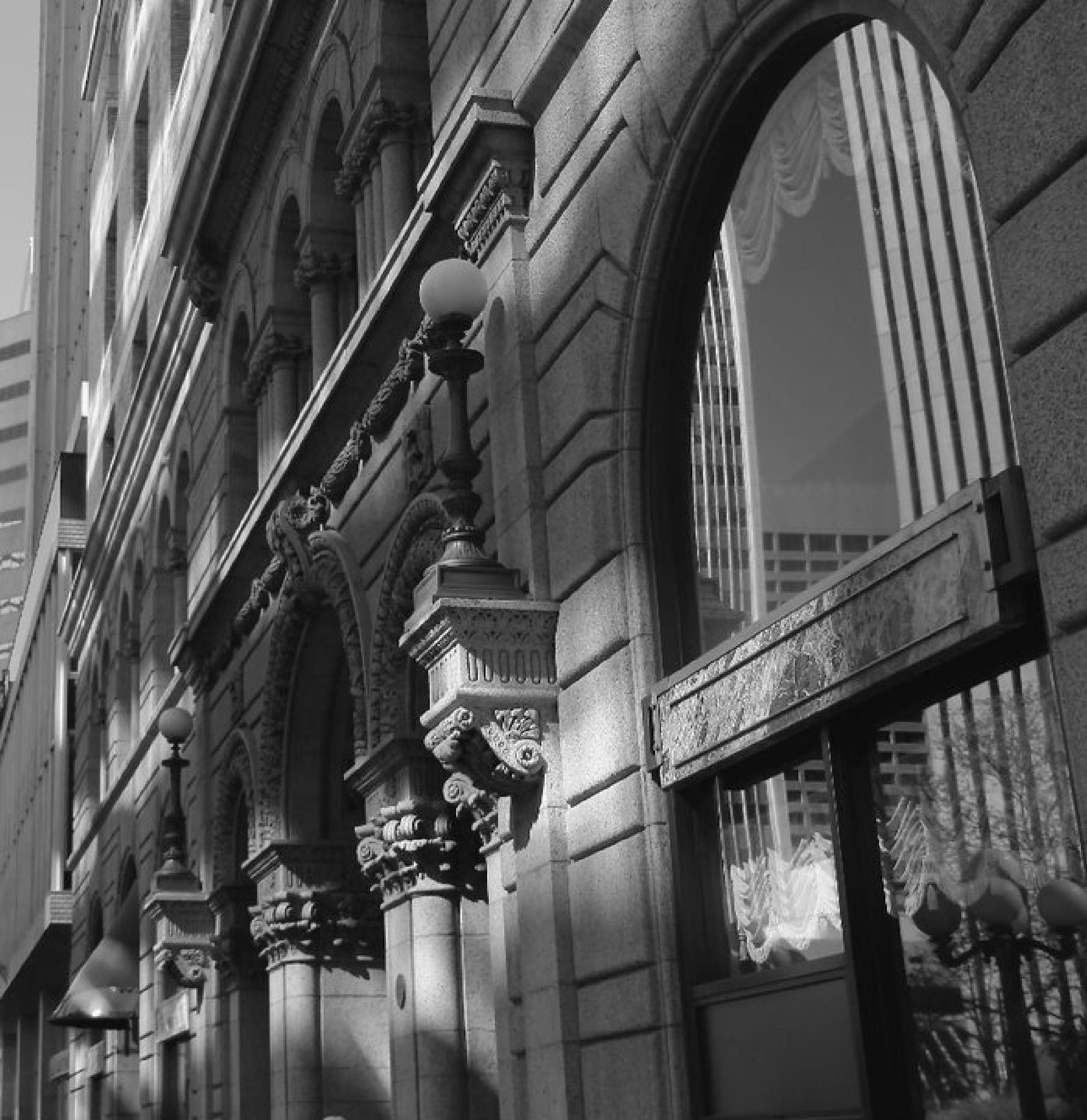 Downtown Denver by tdurard