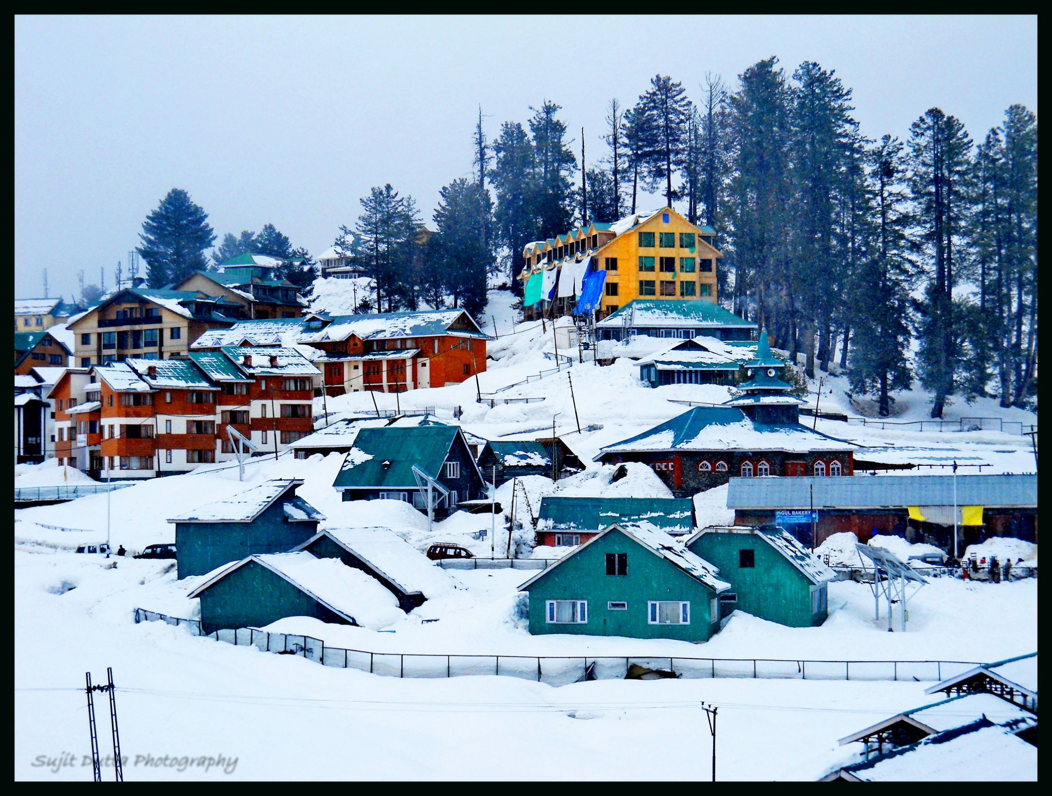 GULMARG... J&K.INDIA. by sujit.dutta