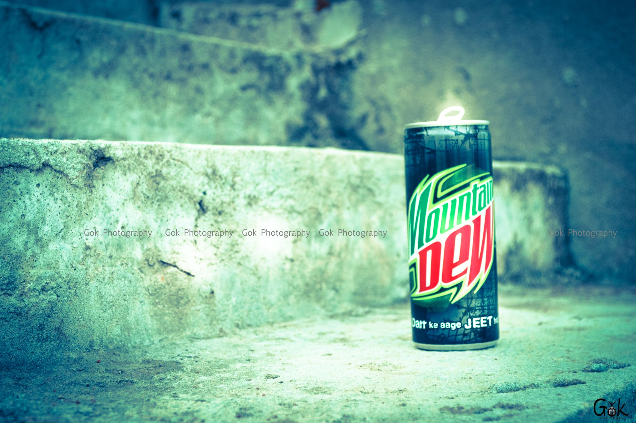 Mountain DEW by GOK Photography