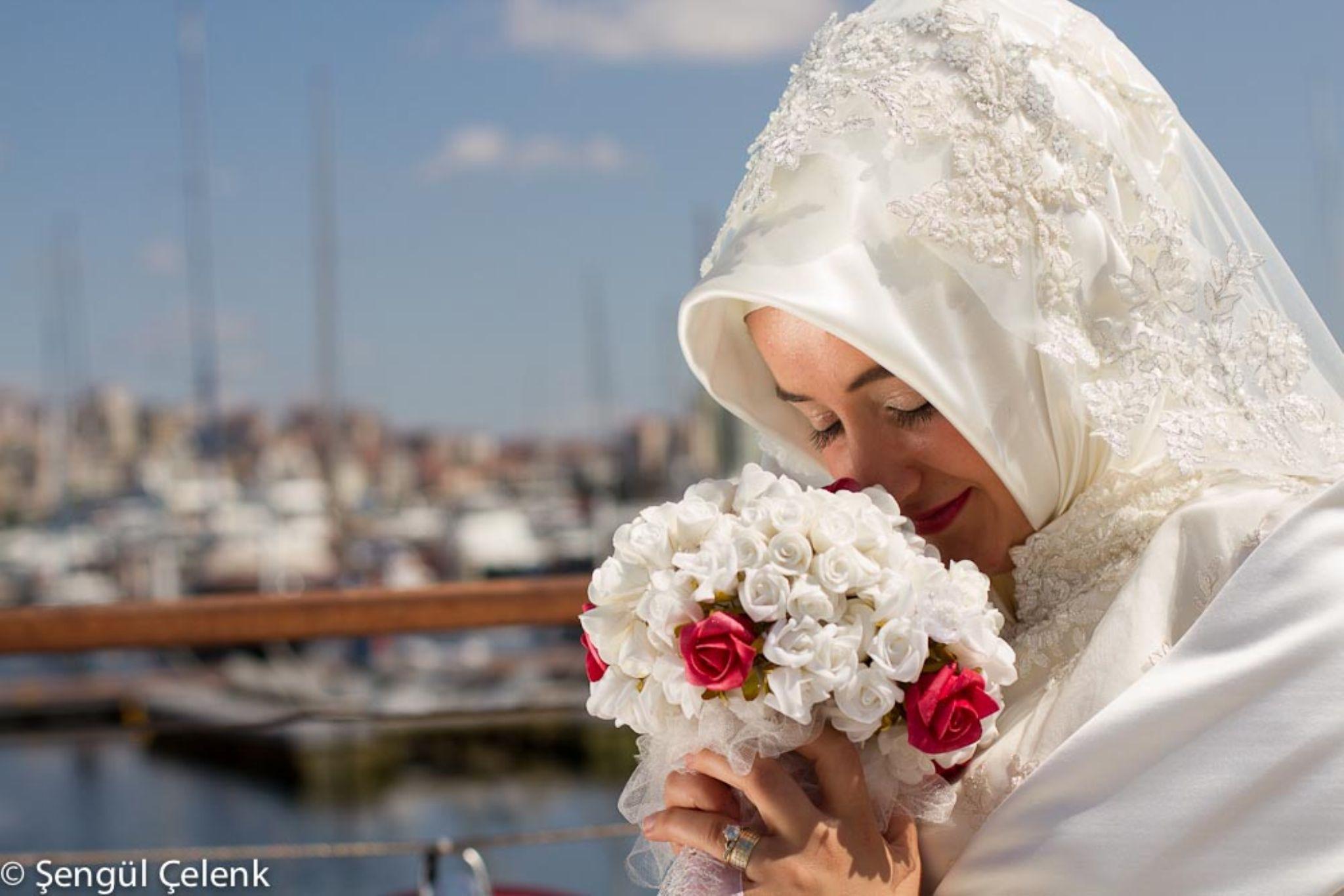 Bride  by SengulCelenk