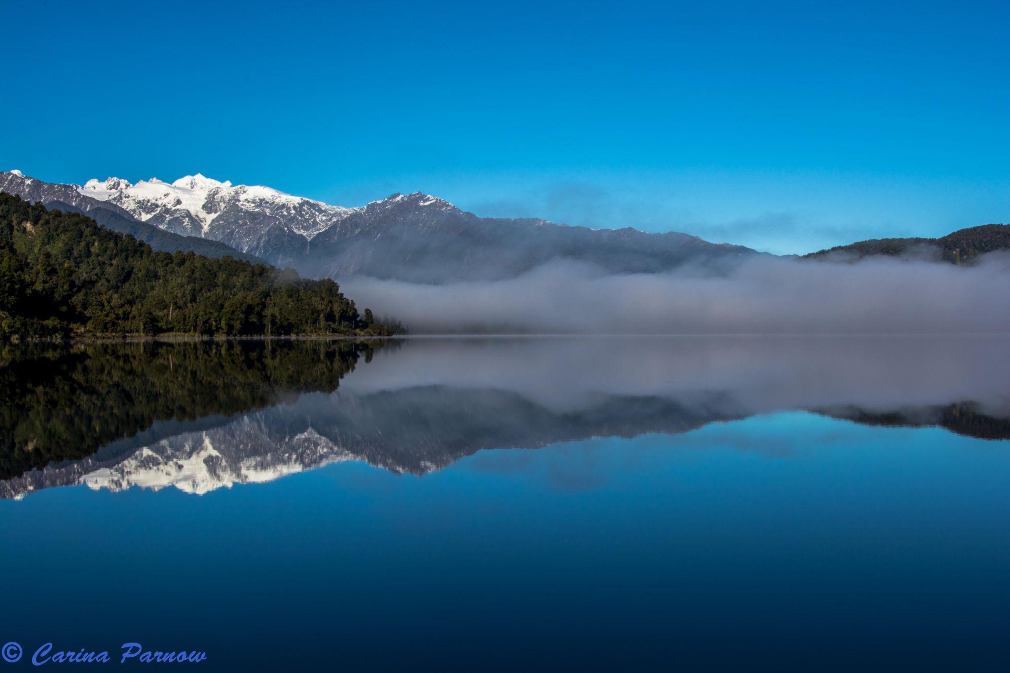lake mapourika by Carina Parnow