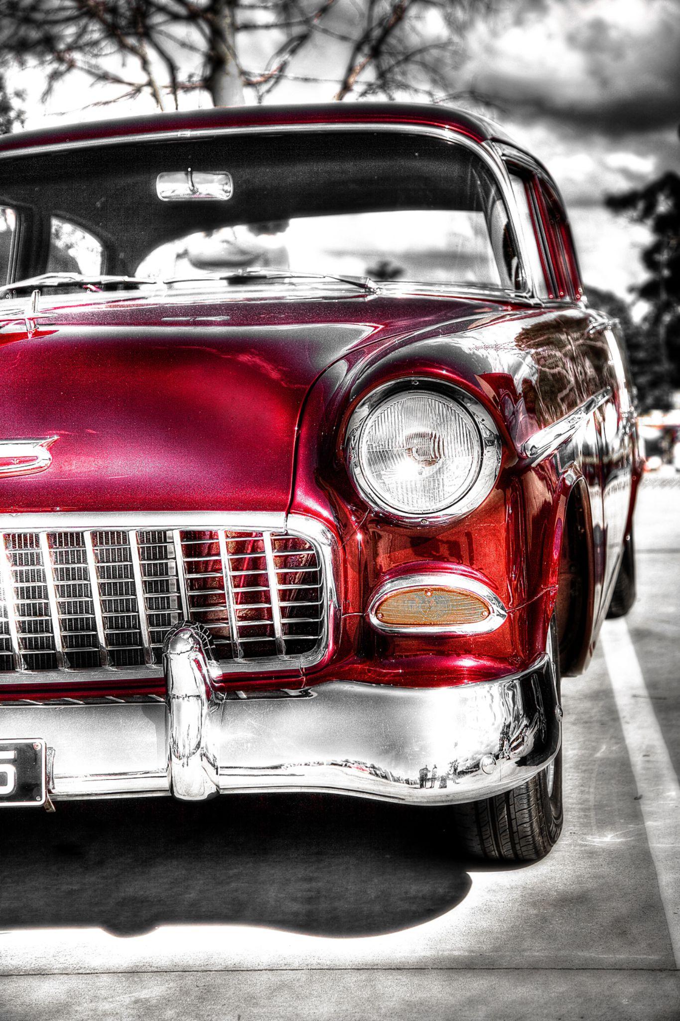 Chevy 55 by MillionDollarFo2os