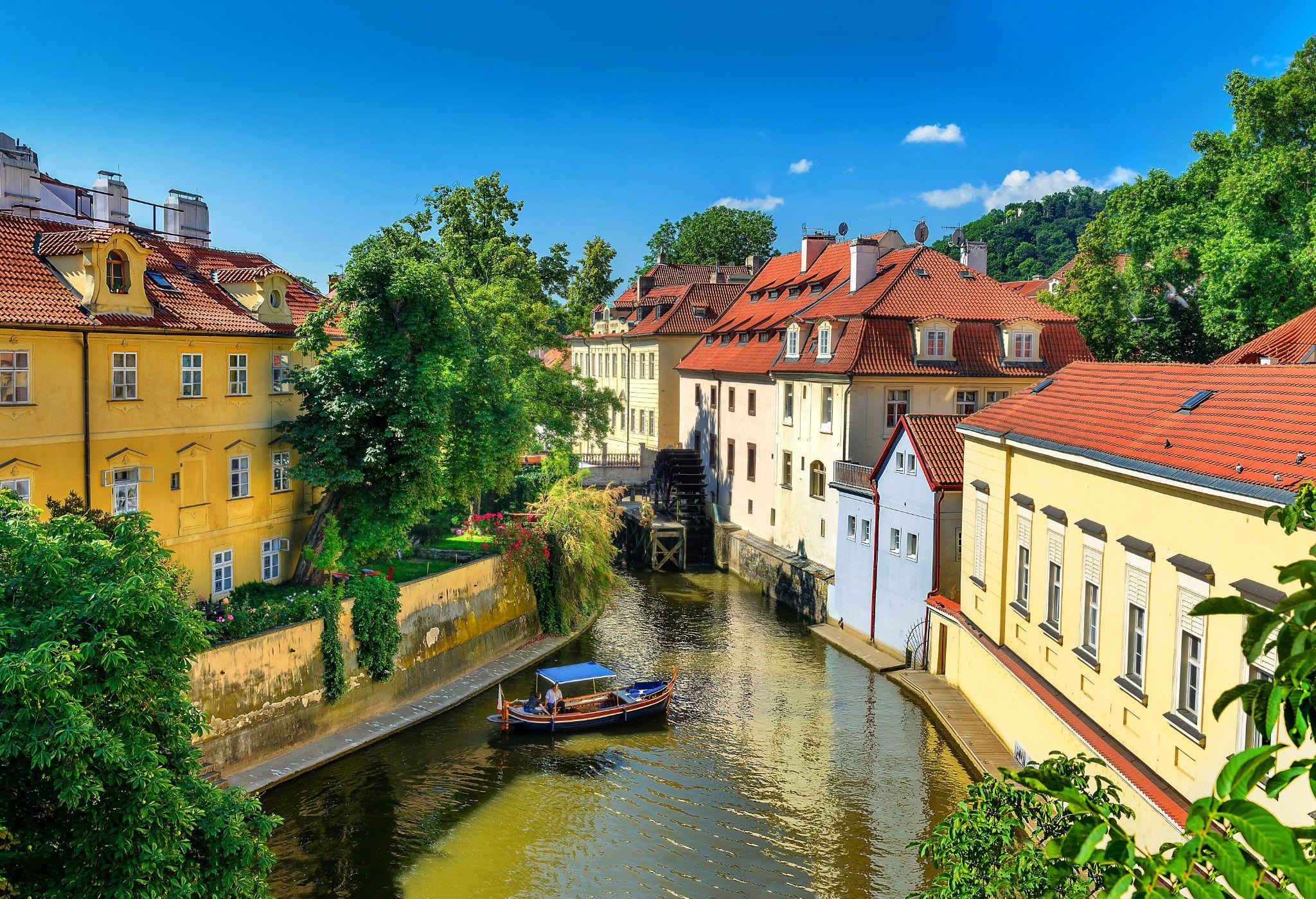 Prague by Nick M