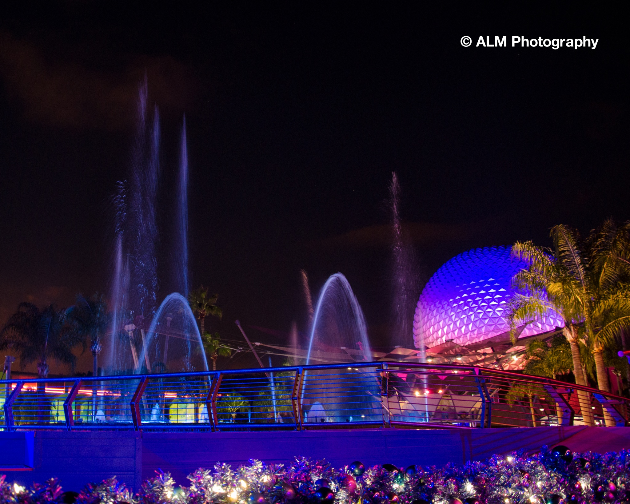 Epcot of Walt Disney World by adamlmassey