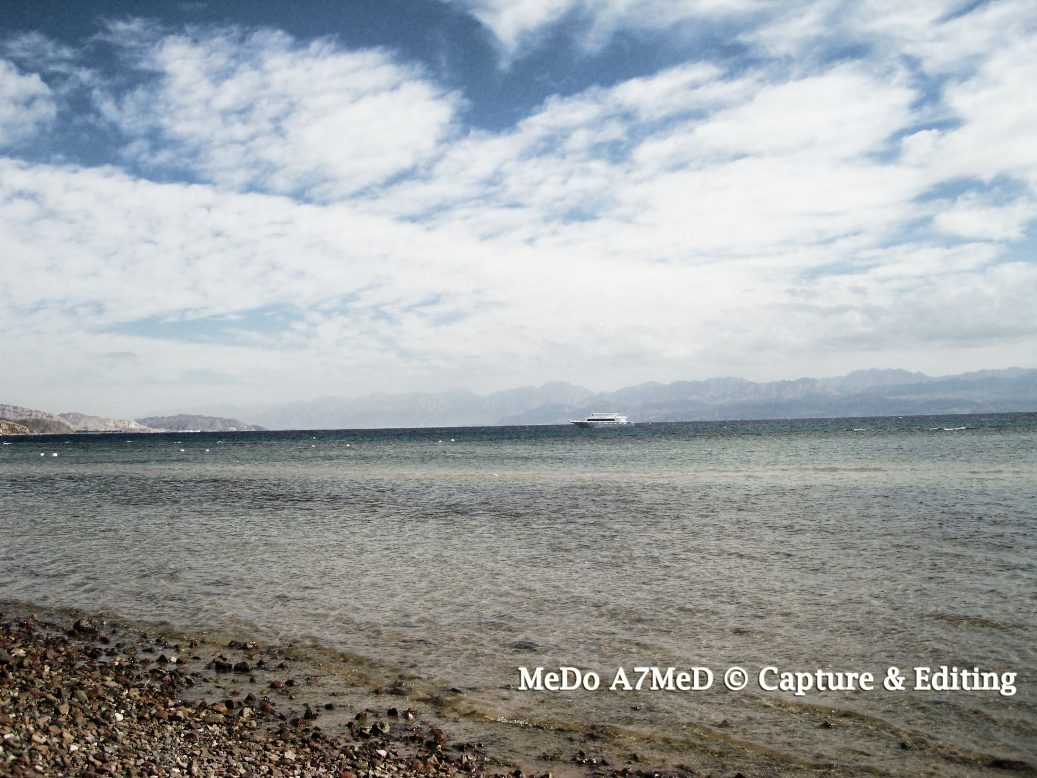 sea by MeDo A7MeD Photography