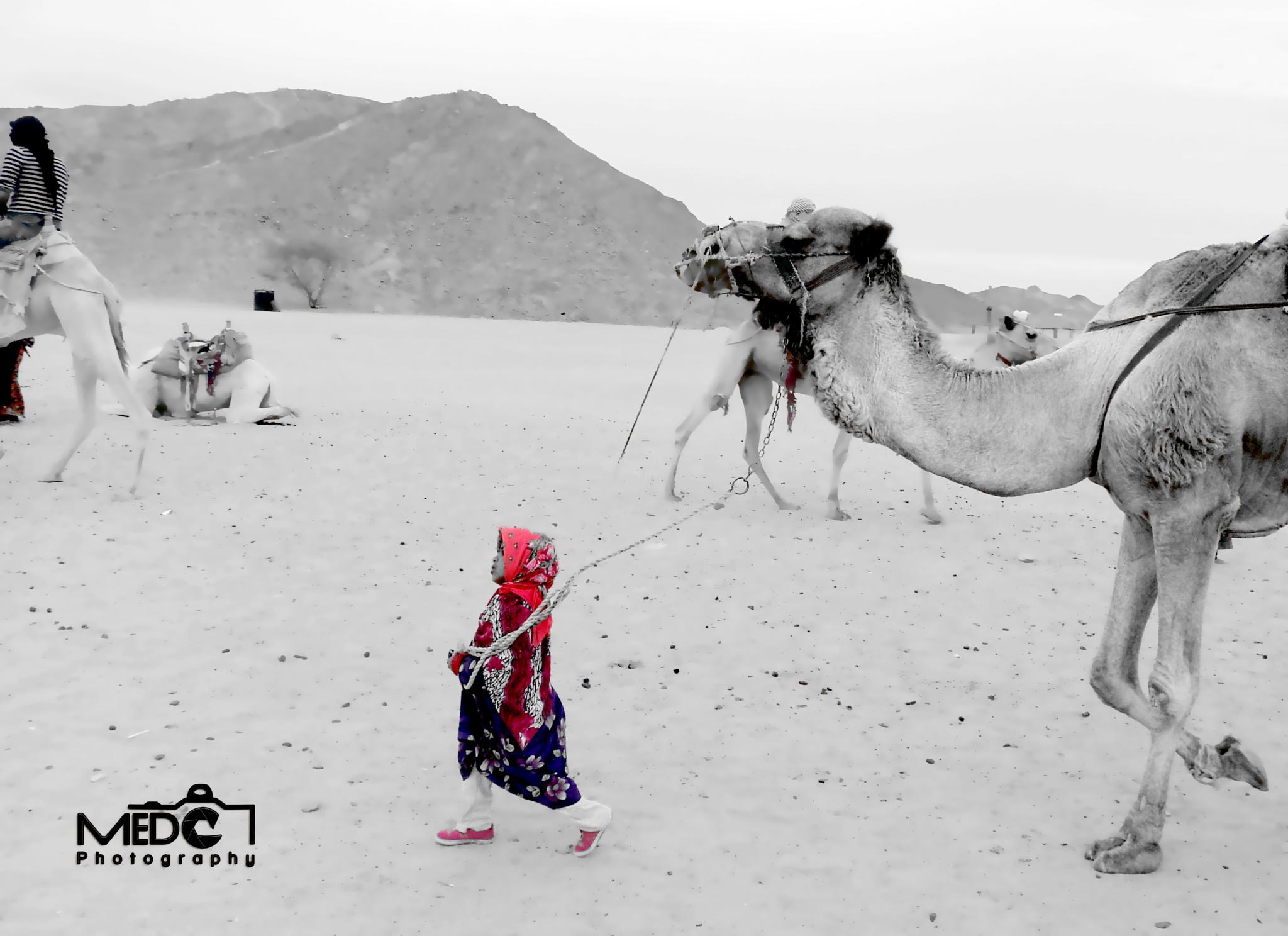 Little Girl ! by MeDo A7MeD Photography
