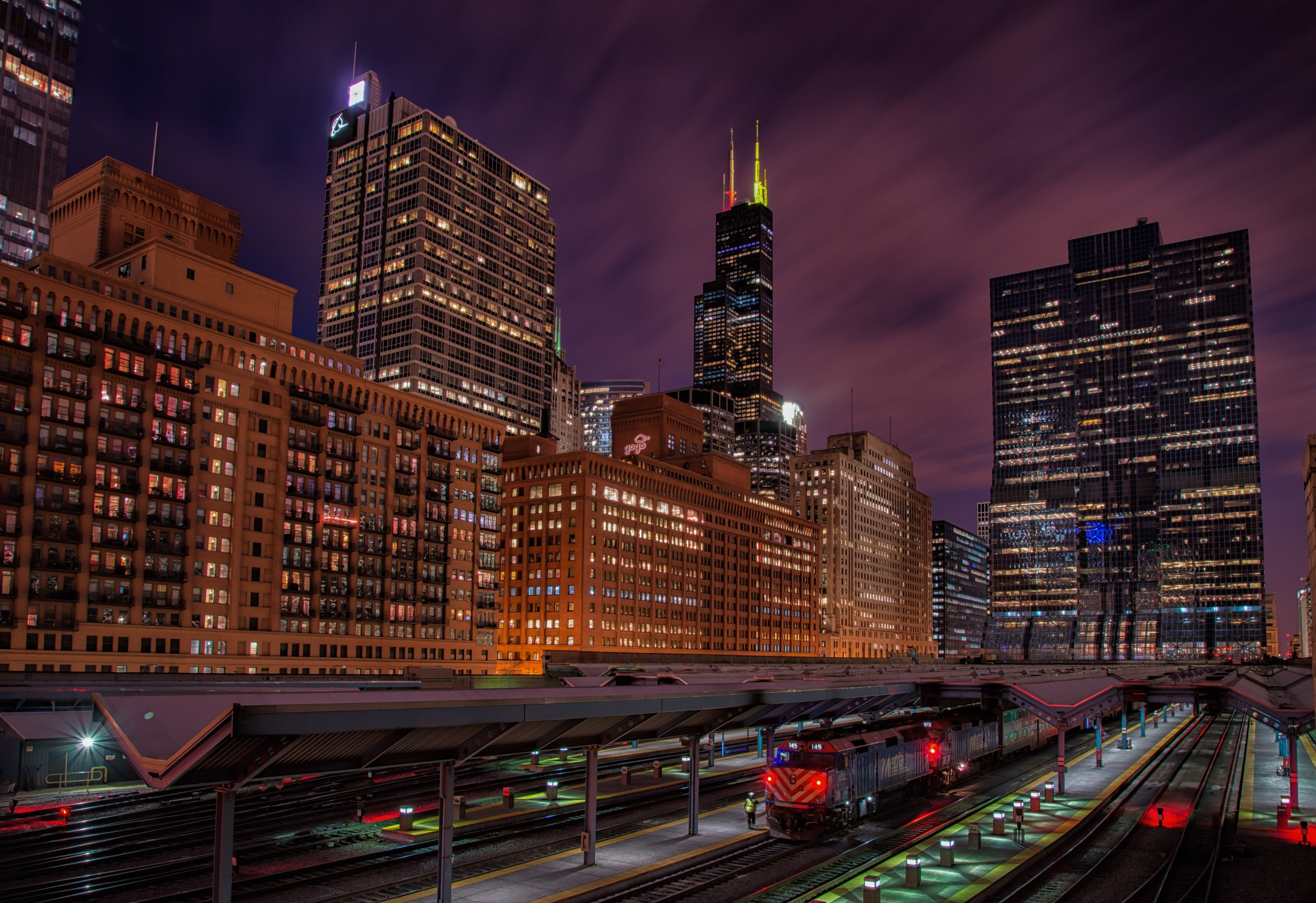 Metra zone by Raf Winterpacht