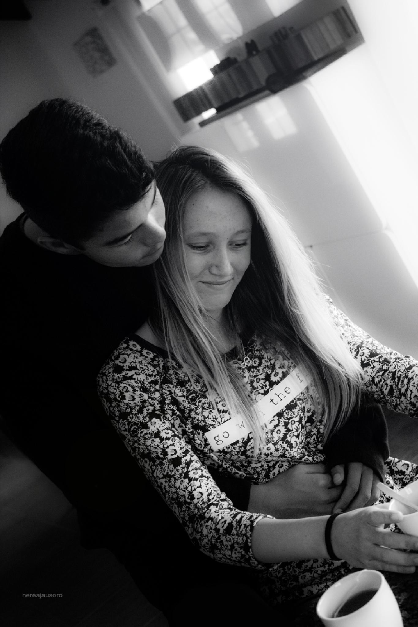 First Love by nereajausoro