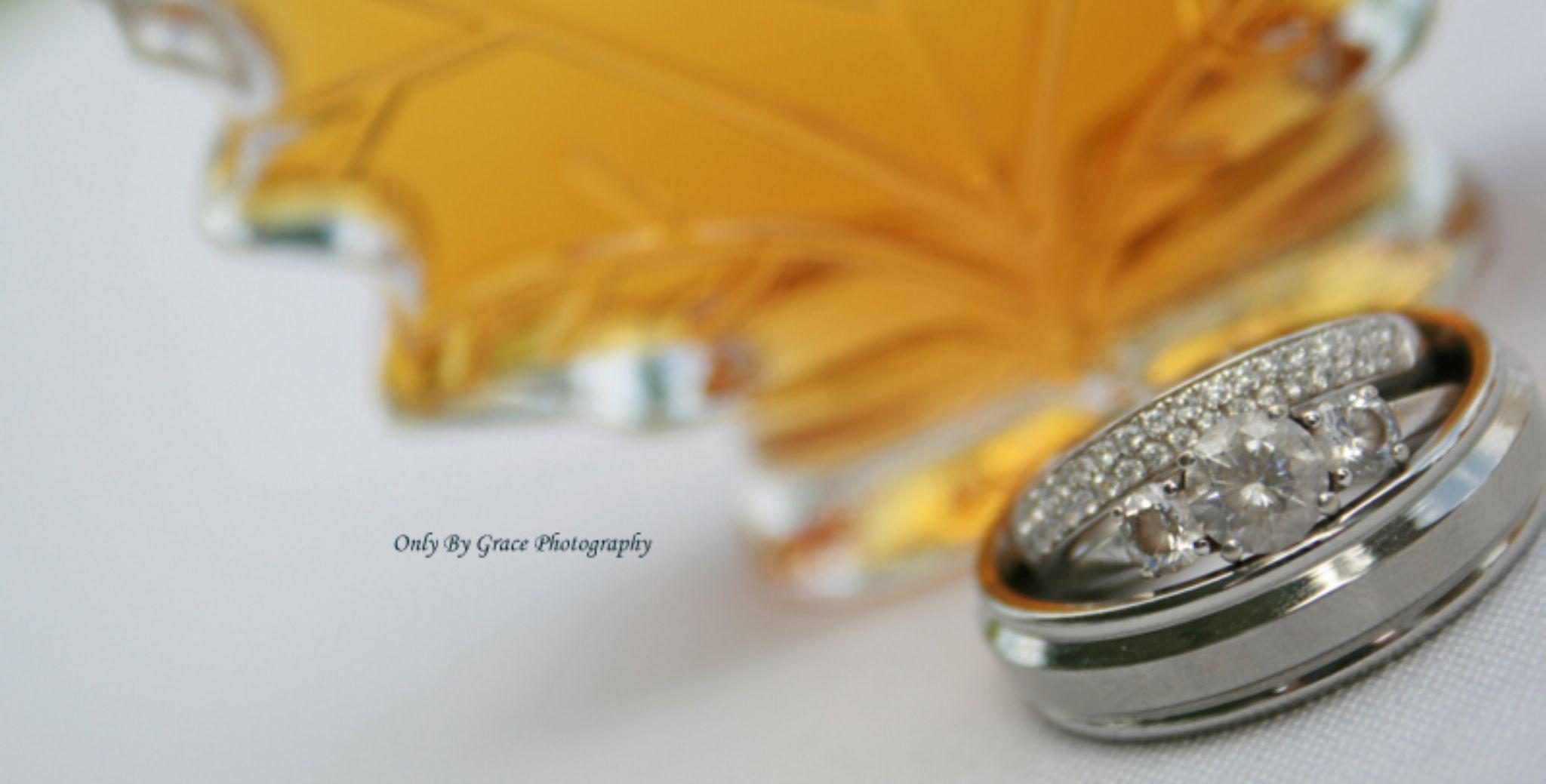 Maple Leaf Wedding by alex.anne.311
