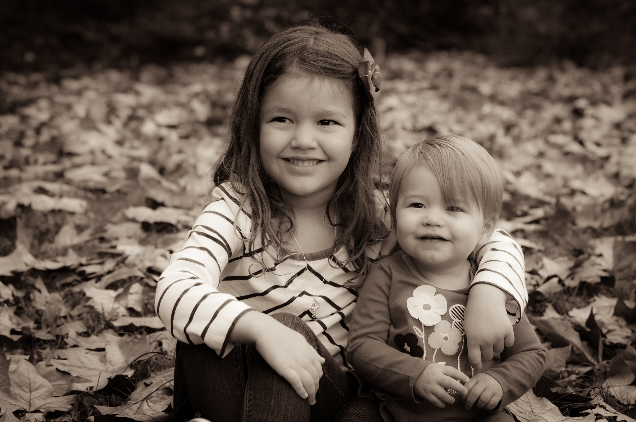 sisters by Depicting Life Photography