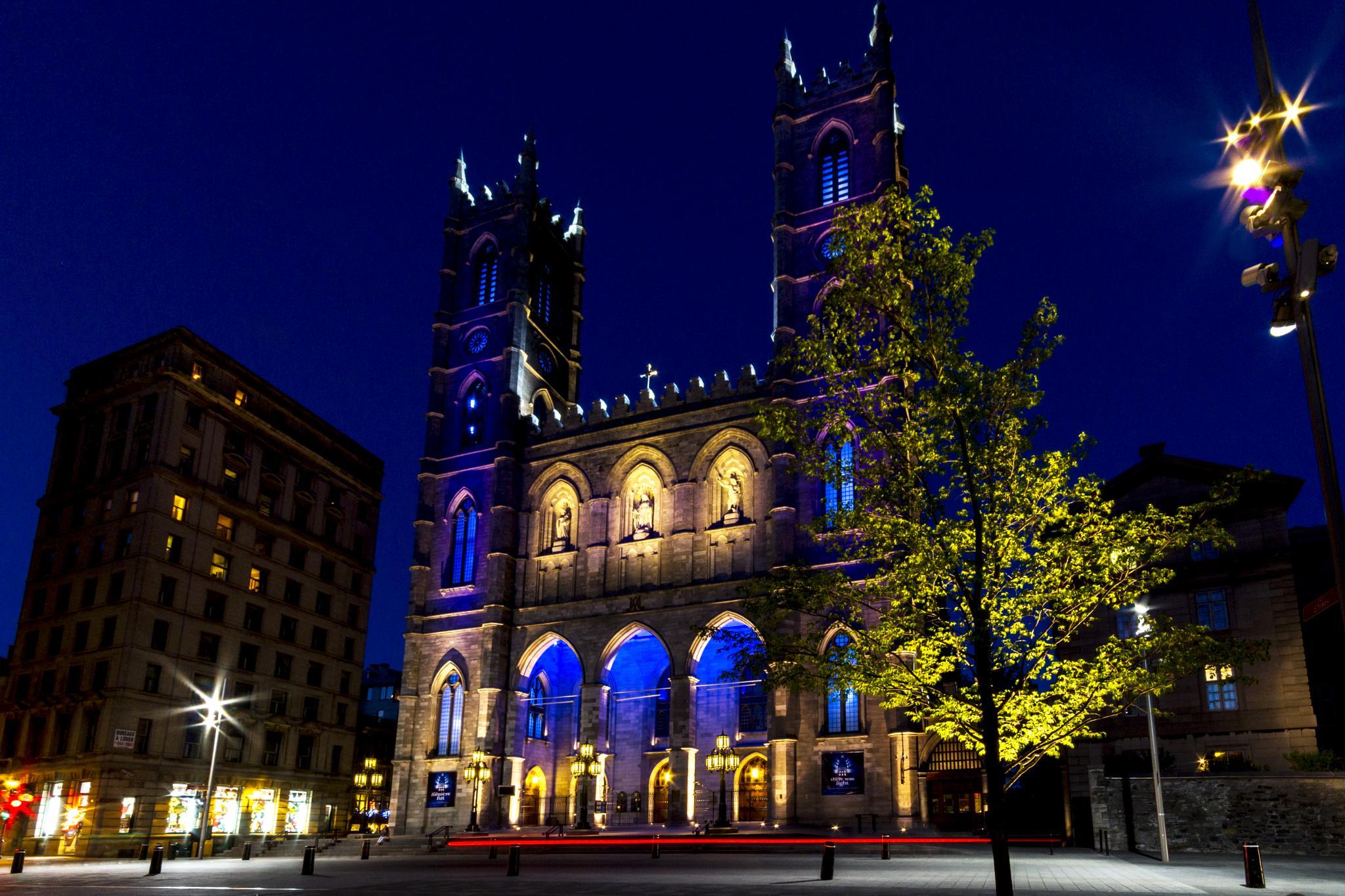 Basilique Notre-Dame de Montréal by Joe Chrvala