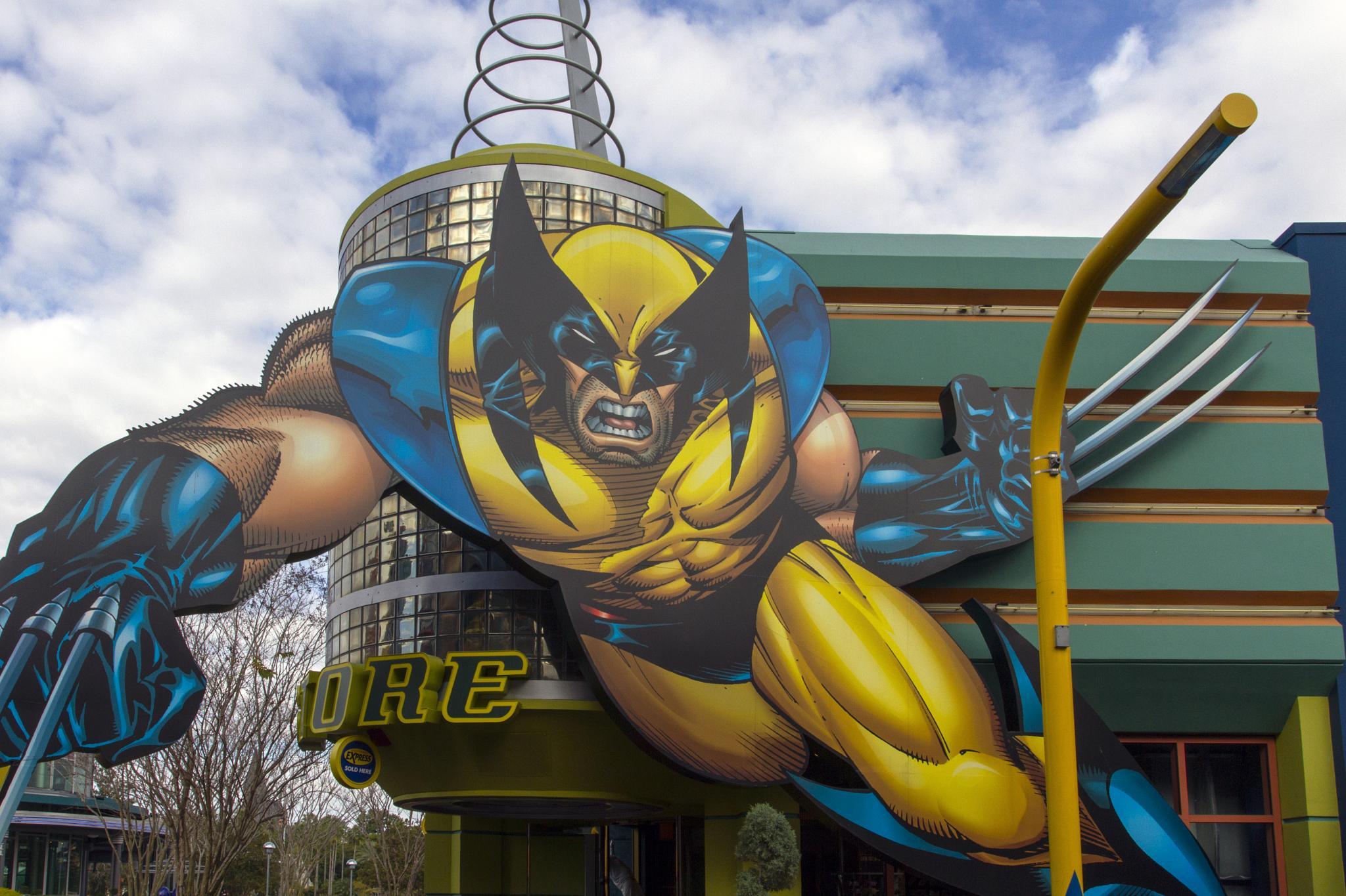 Wolverine by Joe Chrvala