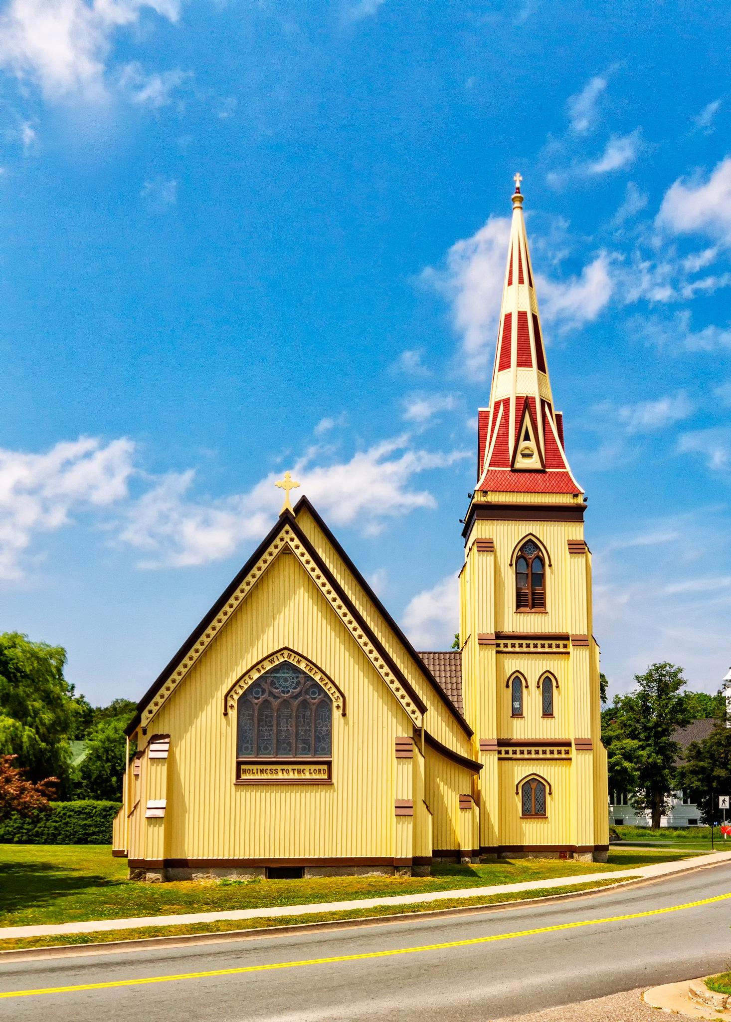 Church by Joe Chrvala