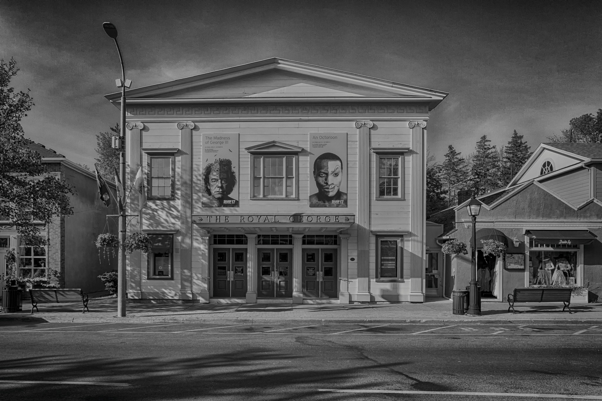 The Royal George Theater  by Joe Chrvala