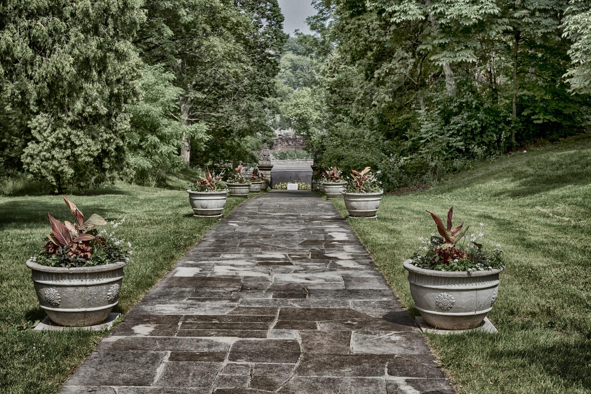 Walk Way by Joe Chrvala