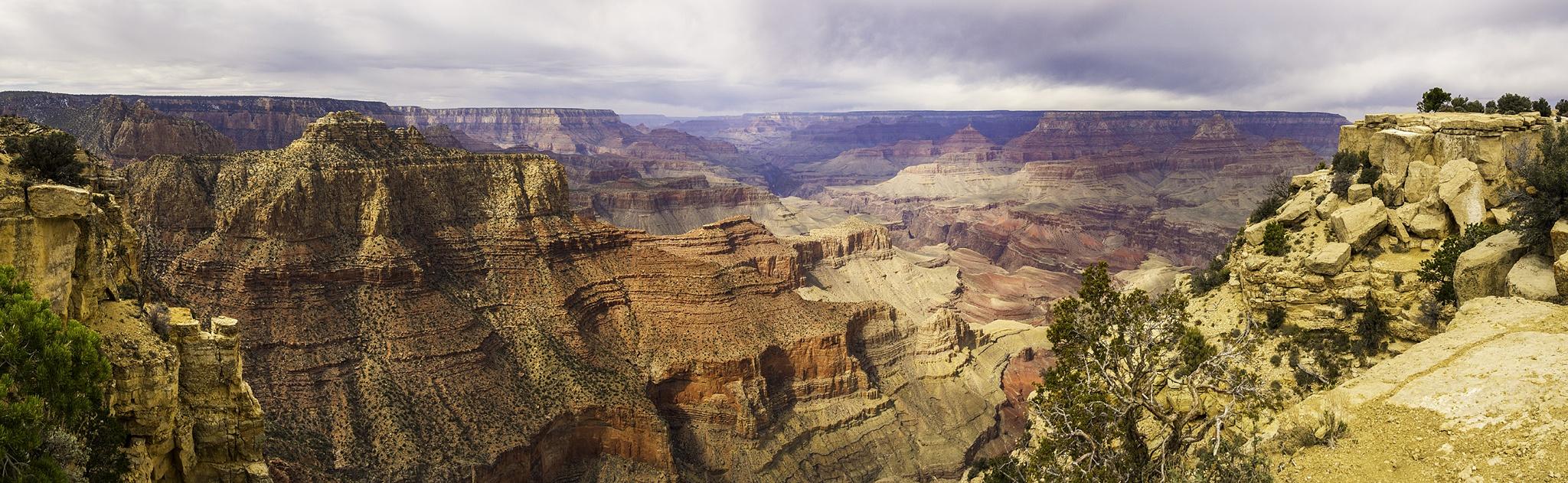 The Grand Canyon Arizona by Jaime O. Frias
