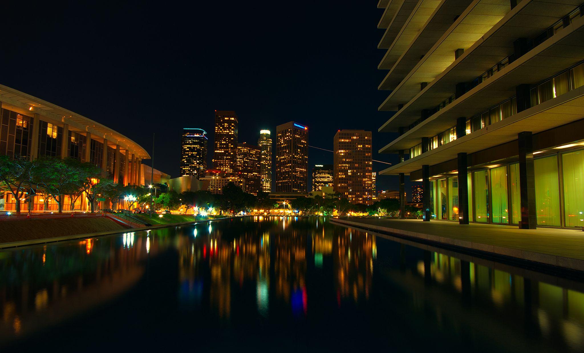 Los Angeles CA by Jaime O. Frias