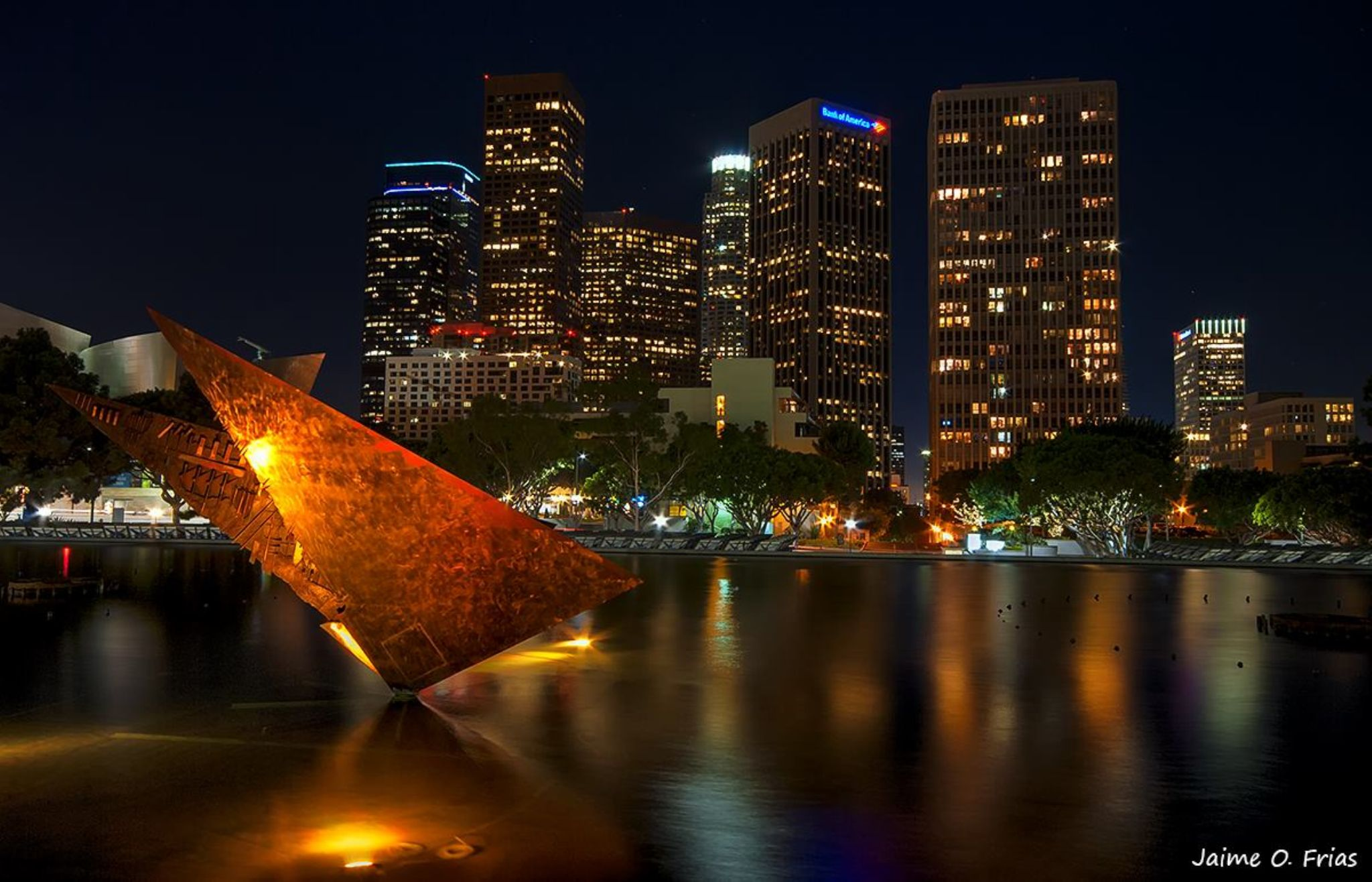 Los Angeles by Jaime O. Frias
