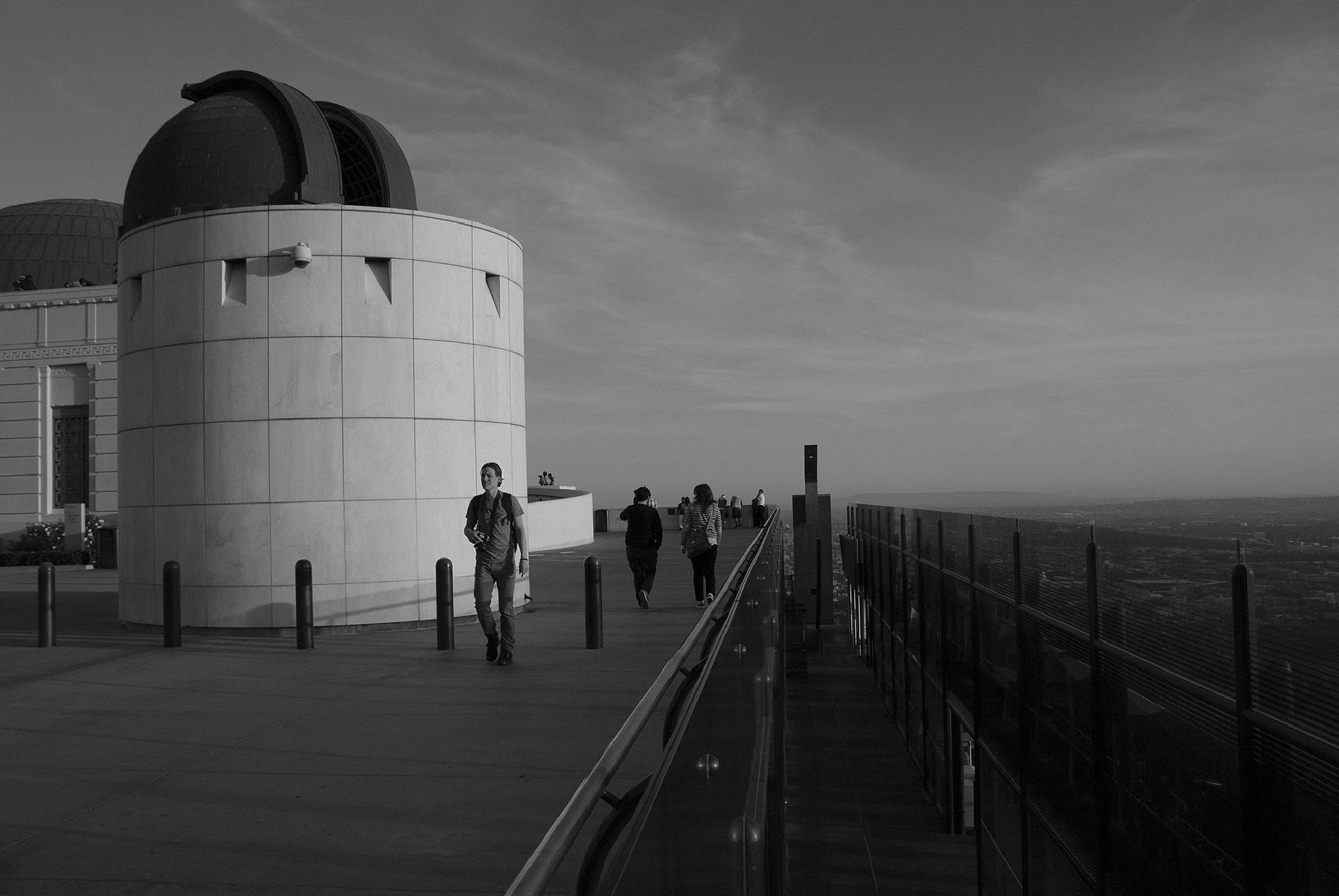 Observatory, Los angeles by Jaime O. Frias