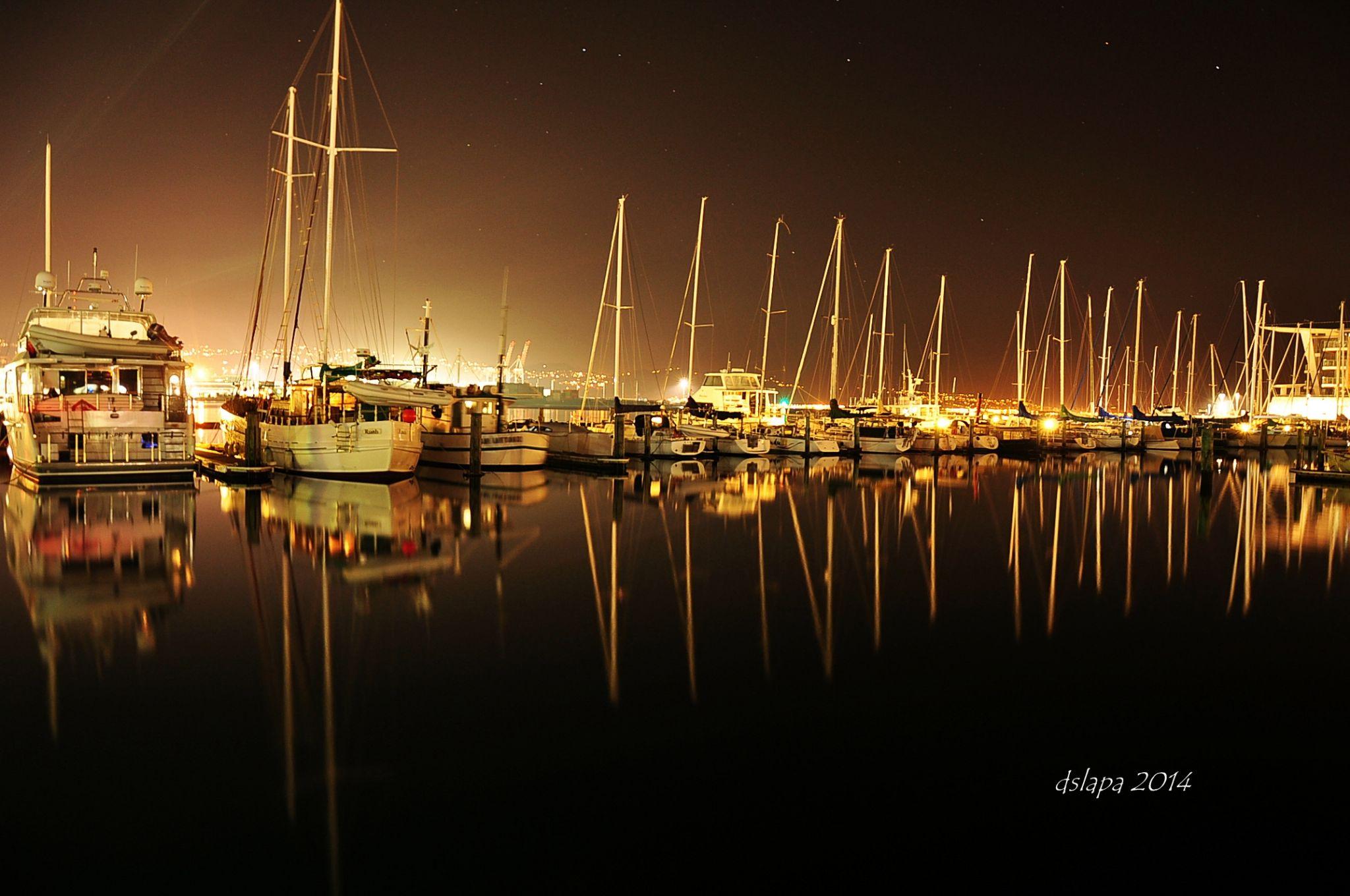 Keep still and afloat by daryl seno lapa