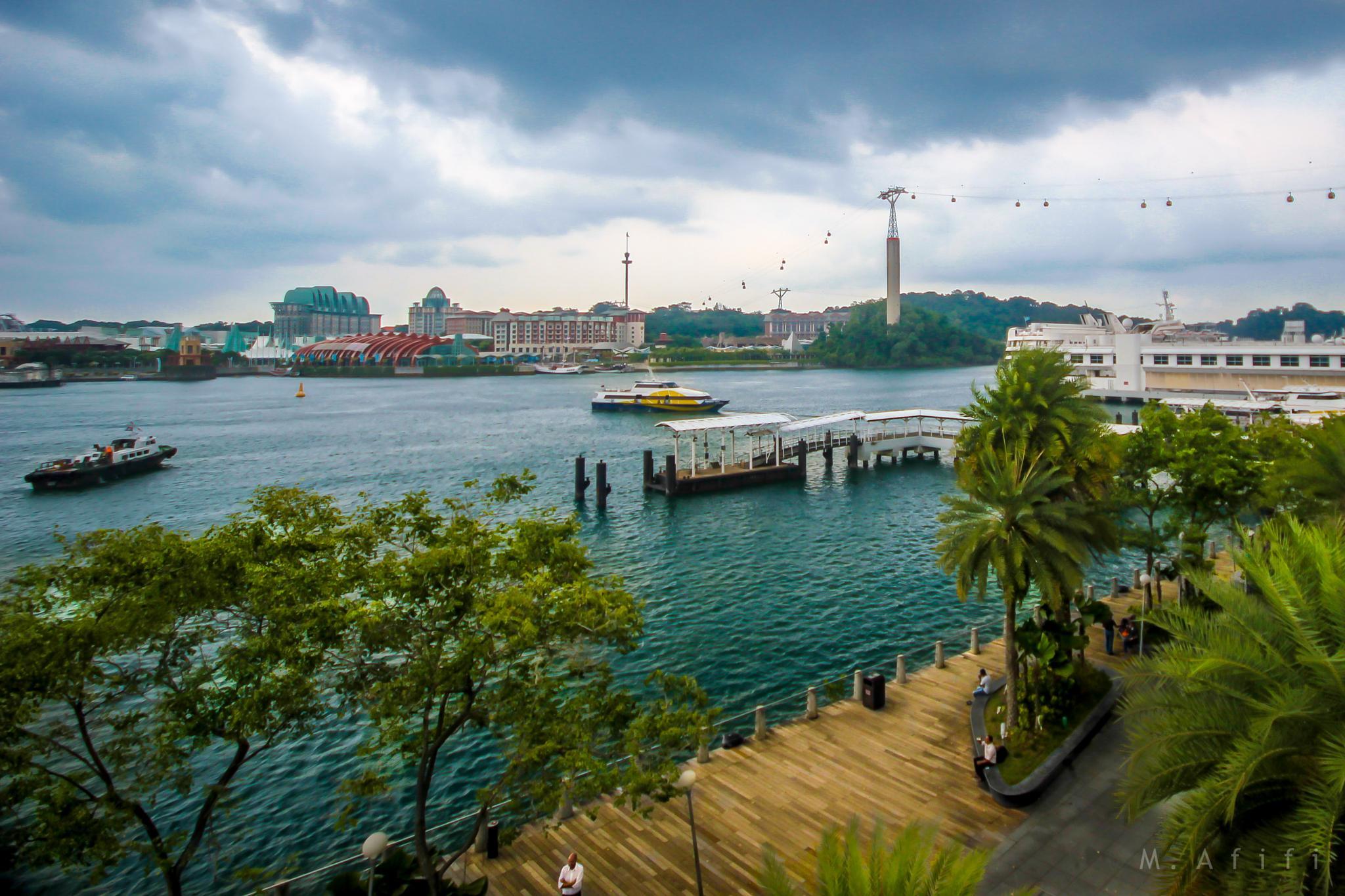 Singapore 1 by M. Afifi