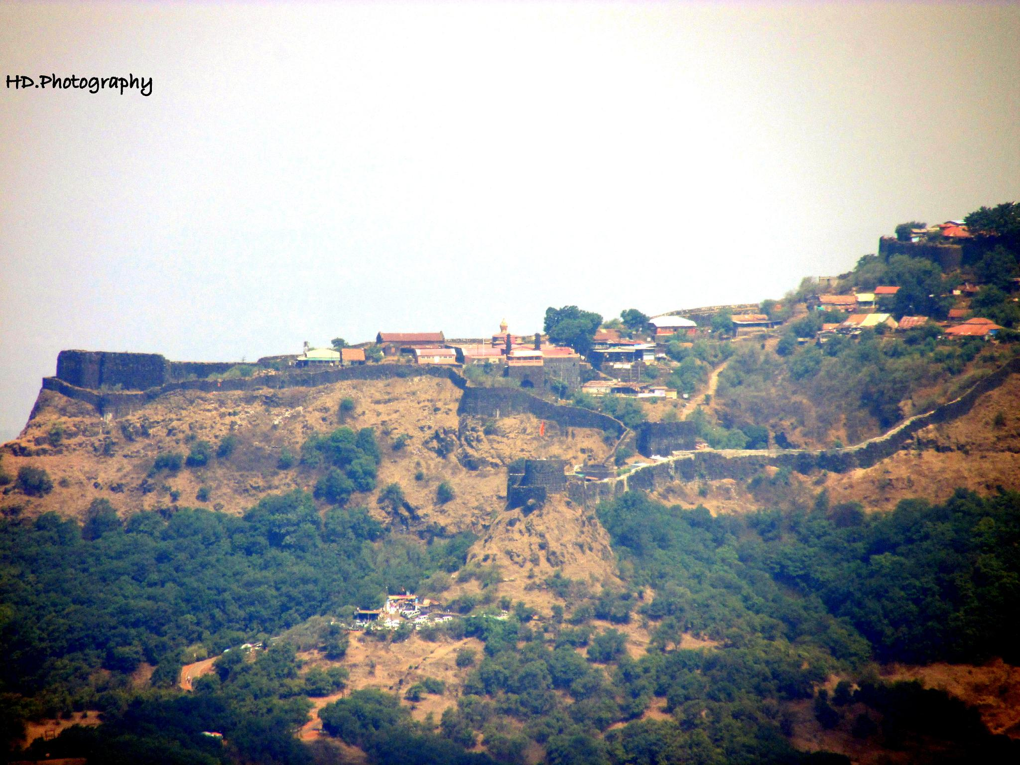Fort .... by Harshvardhaan Deshmukh