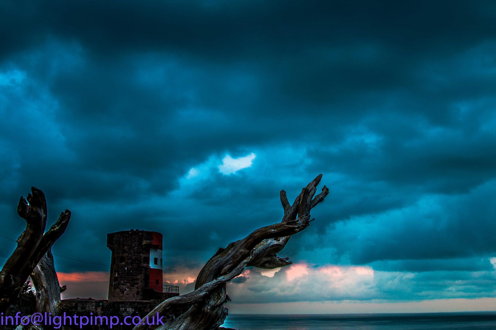 Archirondel Sunset by Lightpimp - akadodjer