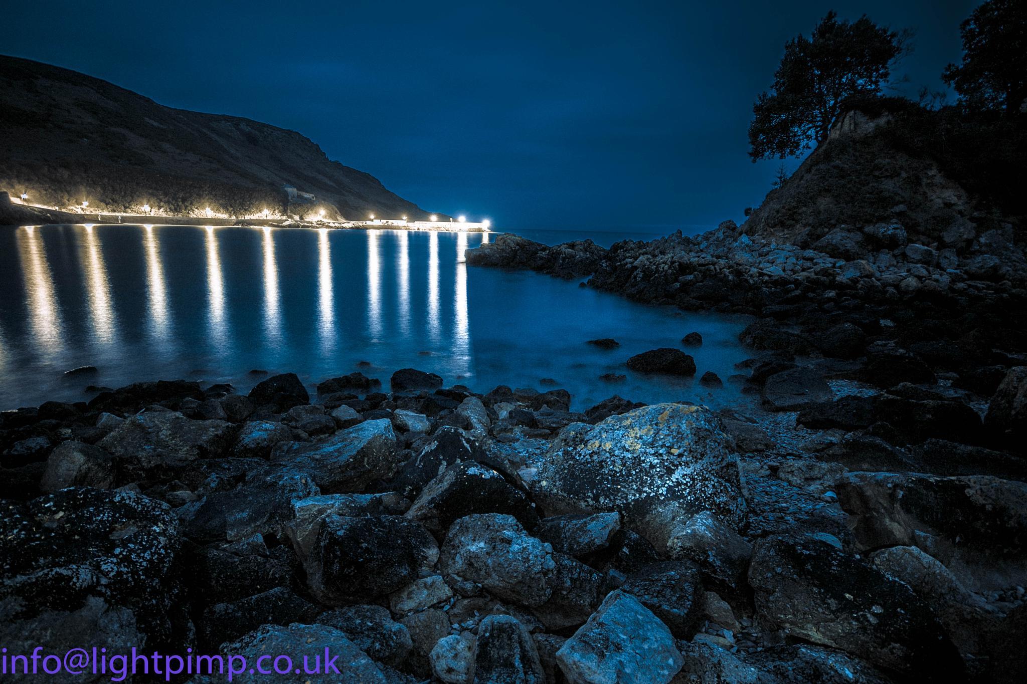 Twilight At Bouley Bay  by Lightpimp - Jersey