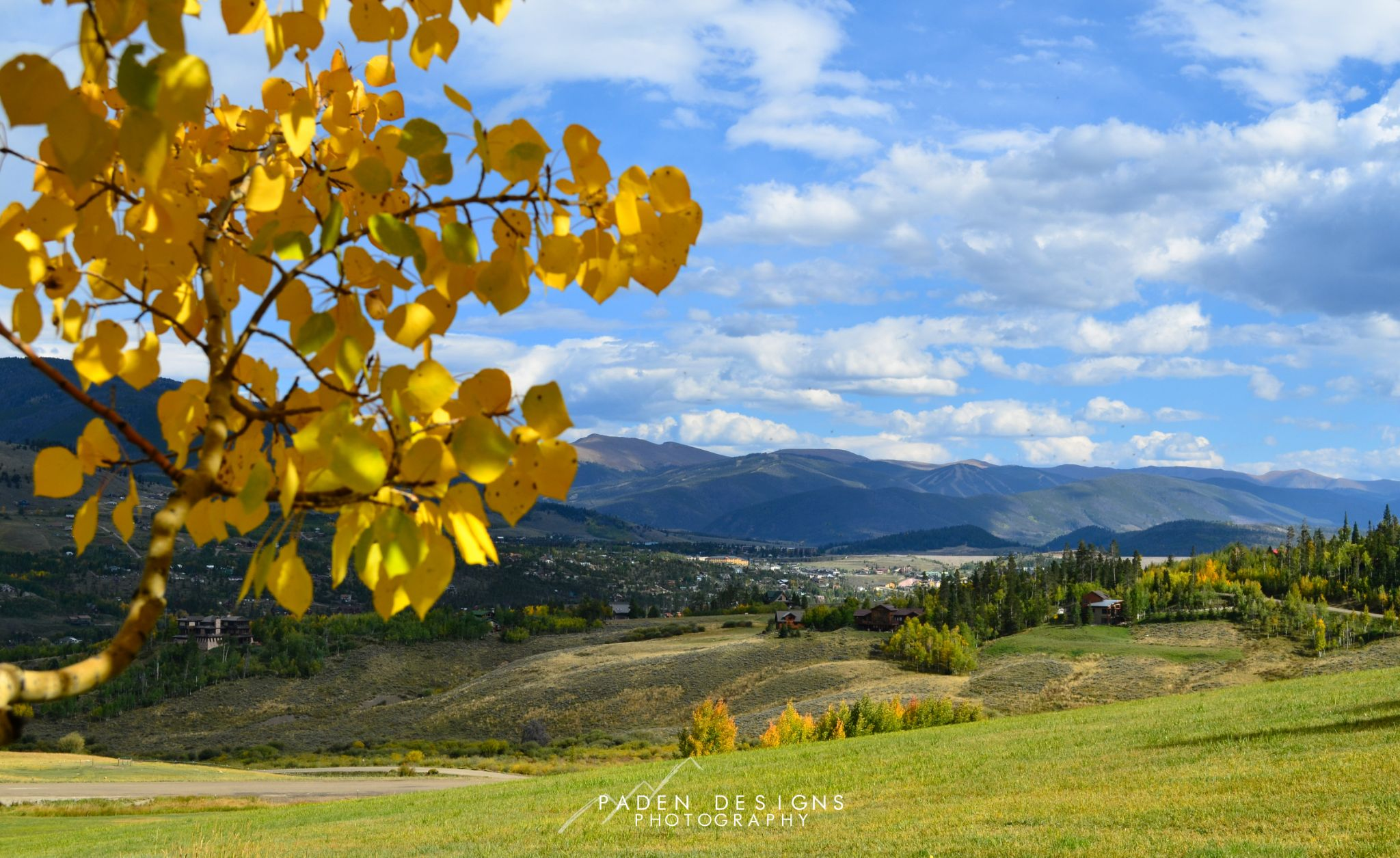 Fall at 9,000' by Paden Designs Photography