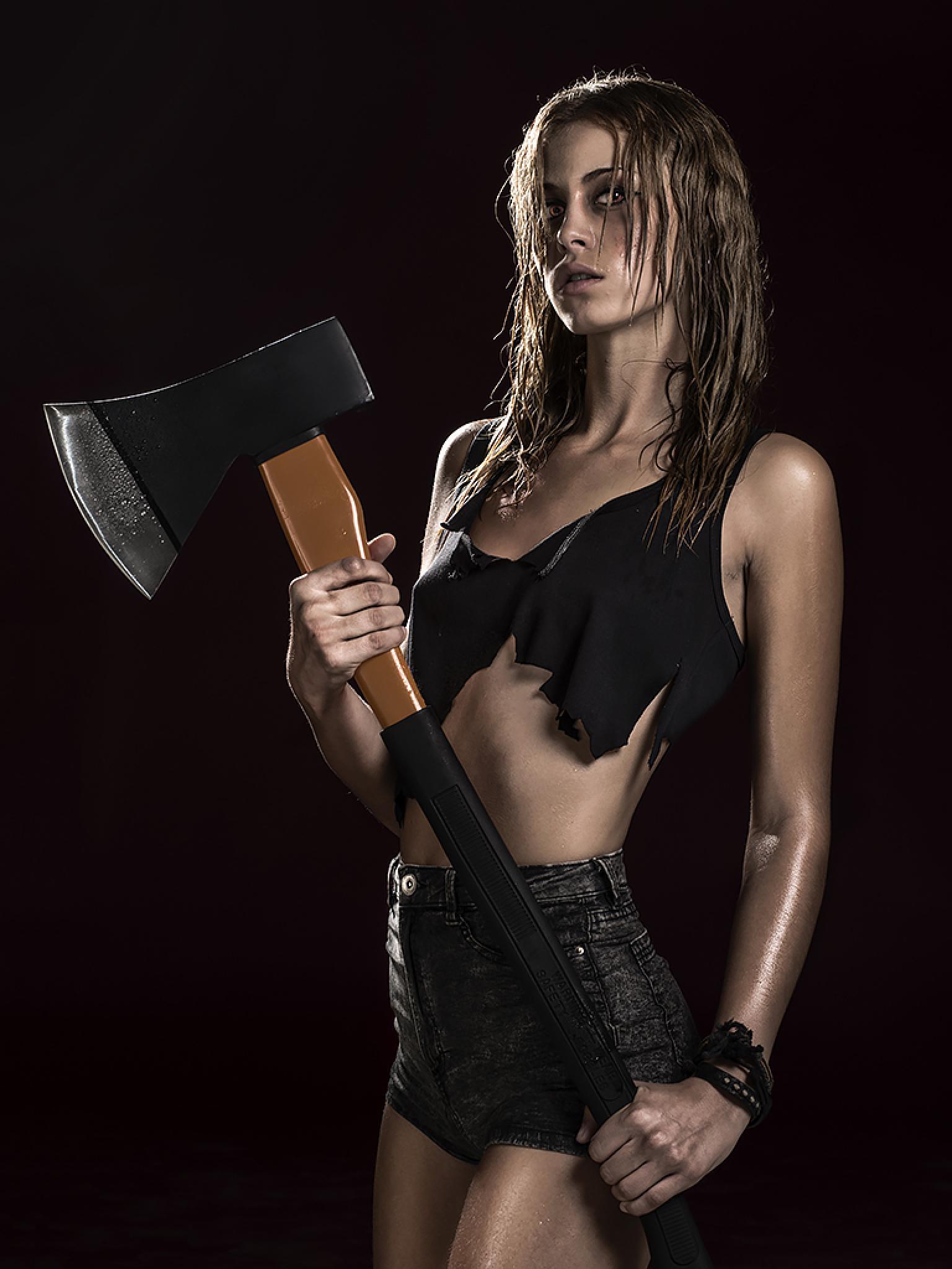Sexy killer by JMValiente