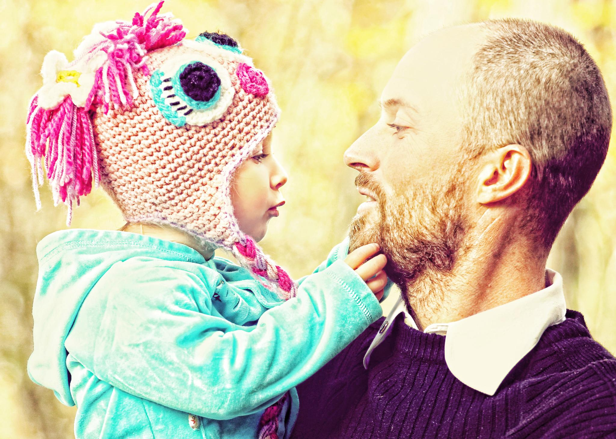 Daddy's girl by LisaM Photography