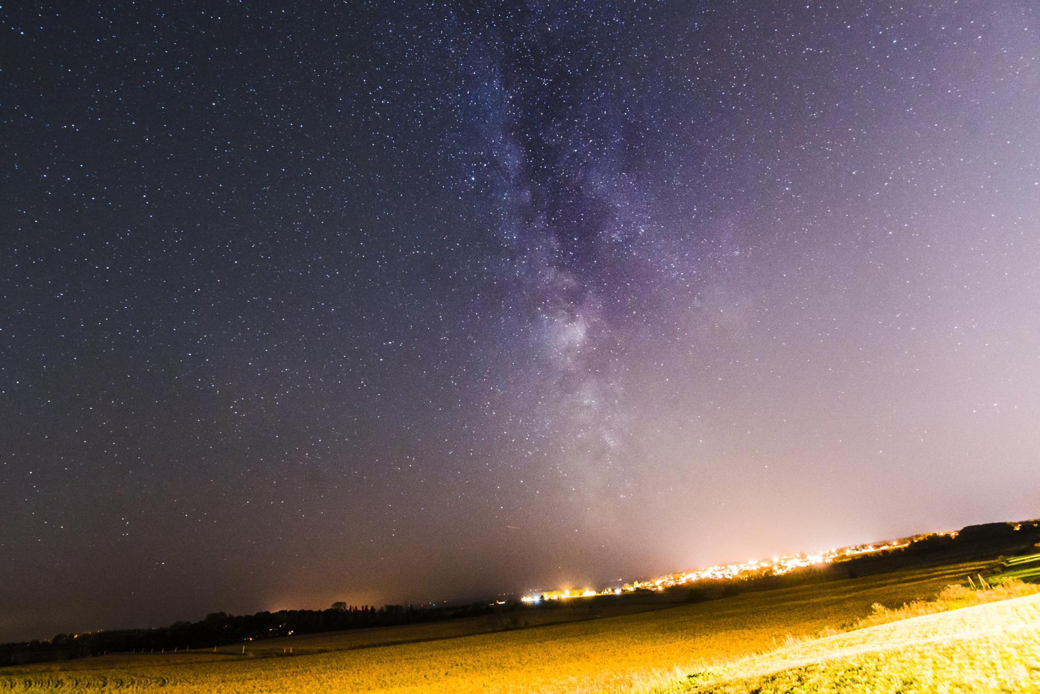 Starlight by Noel Wong