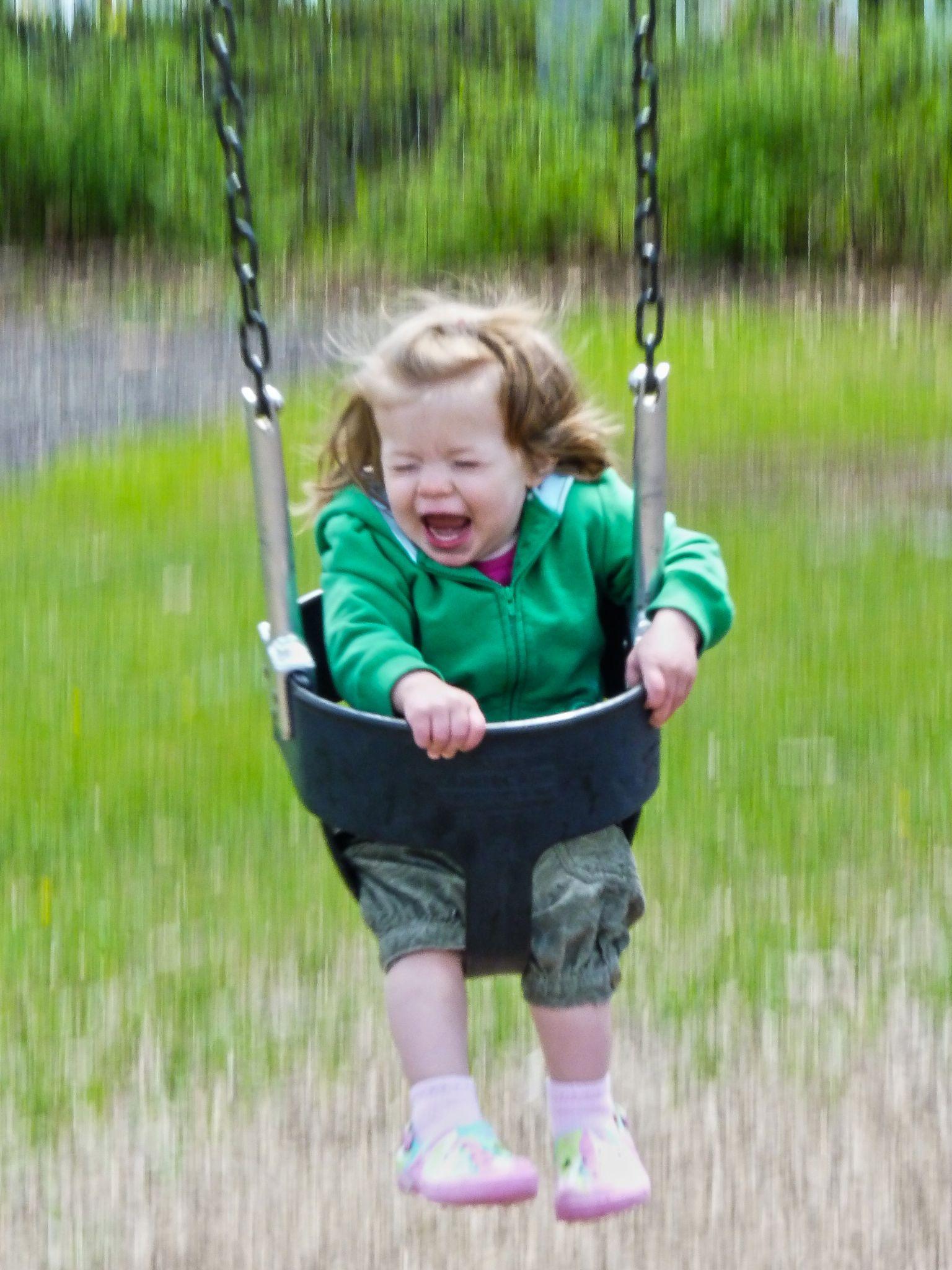 Meara Swings by KatNeeL