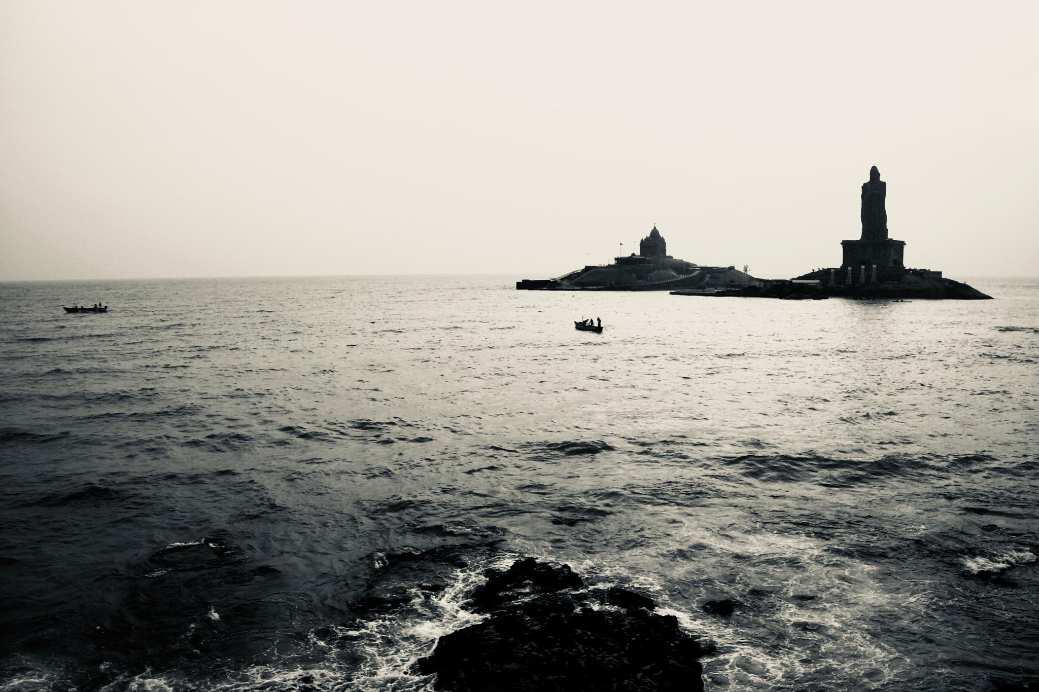 Afternoon at the Cape by Krishnan Vaitheeswaran