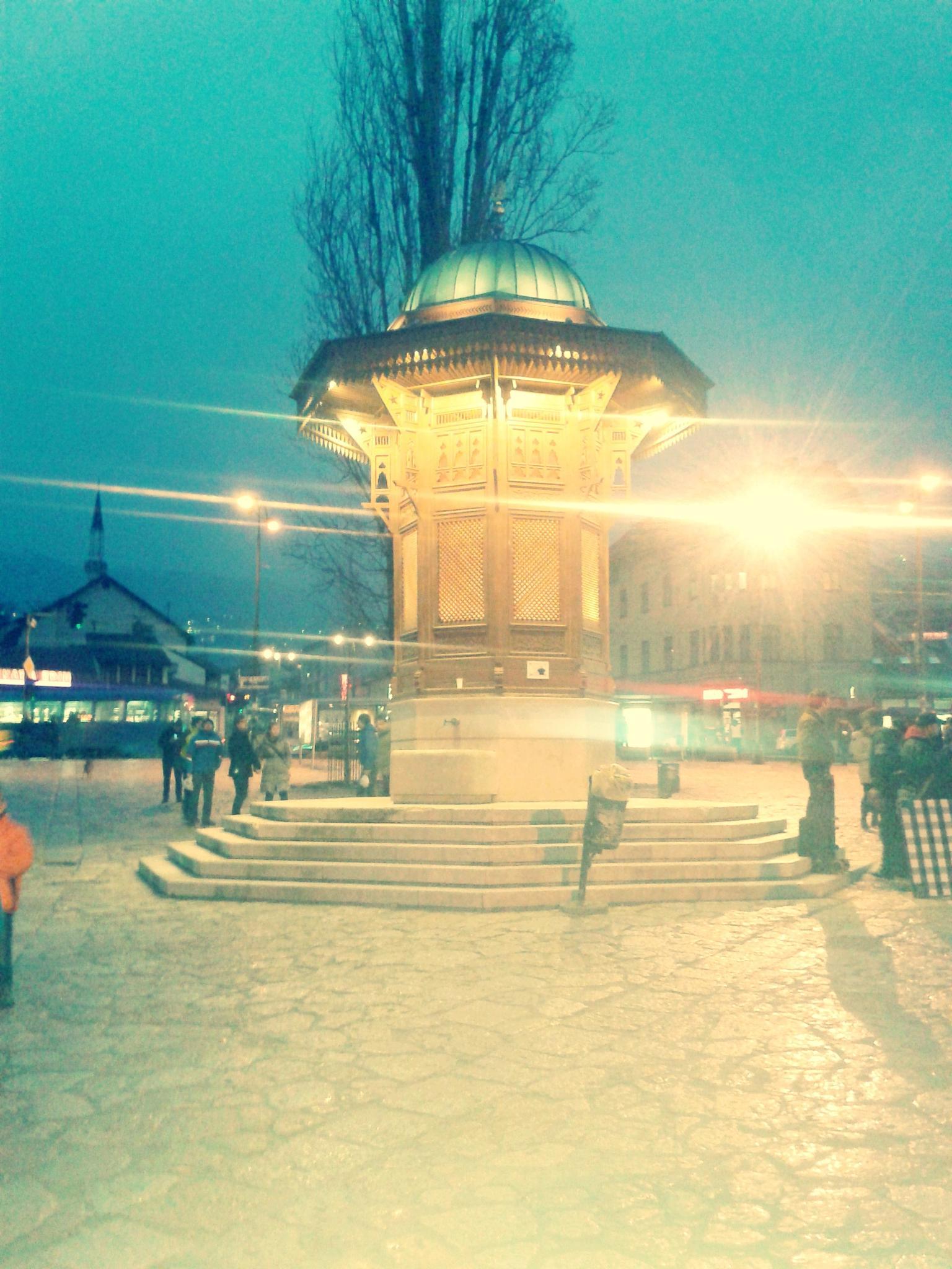 Sarajevo by Faruk Memic