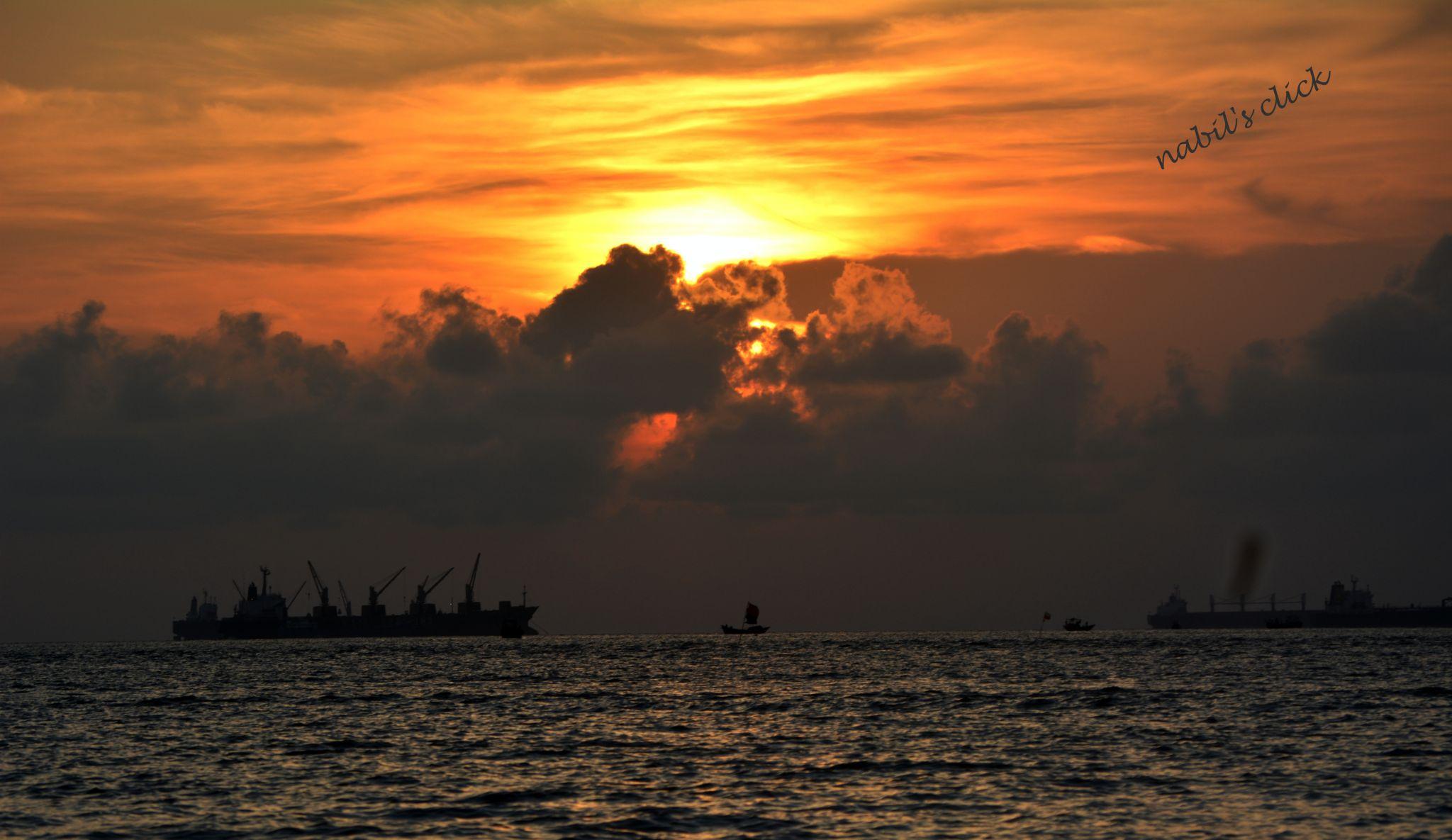 Twilight's last light by Nabil Ahmed