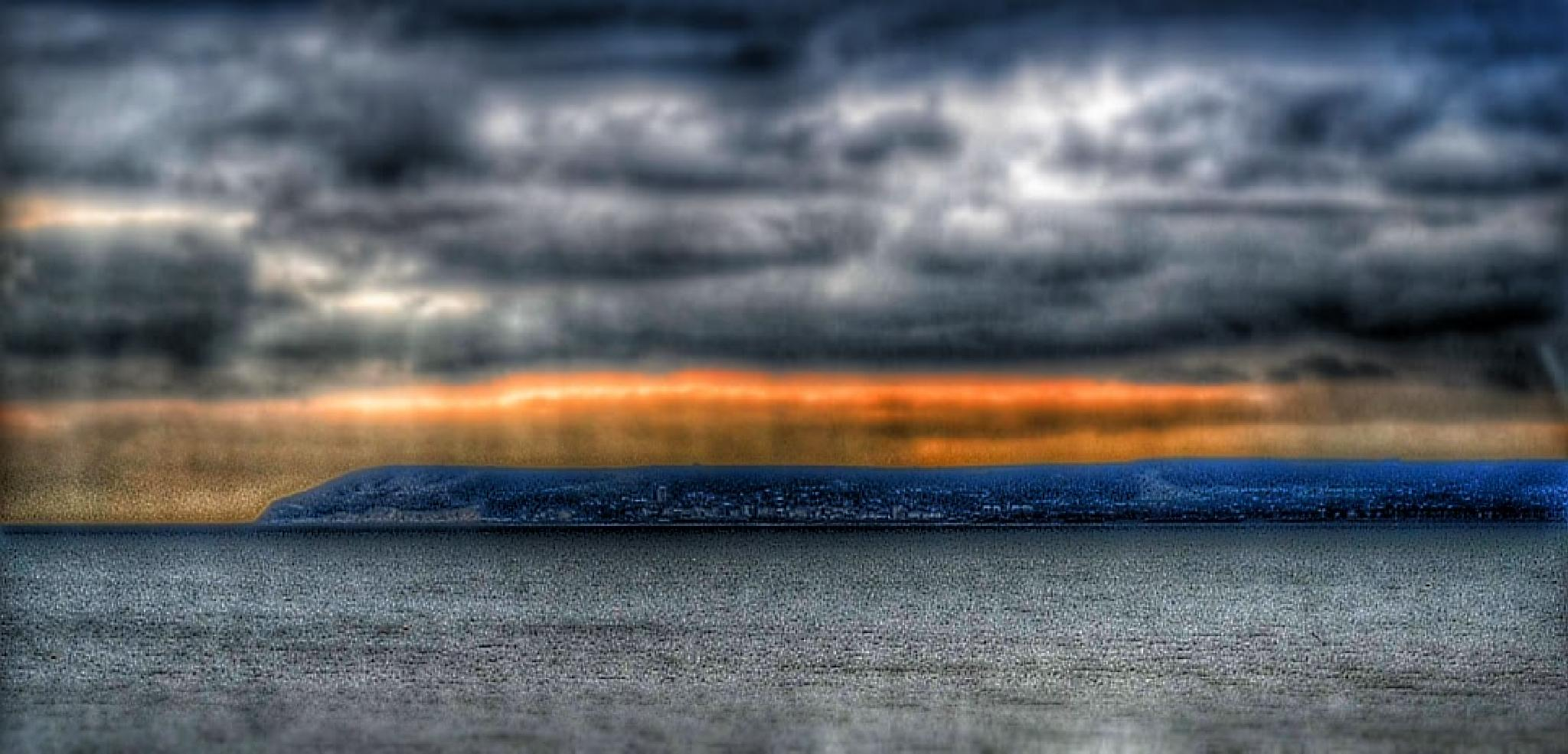 Eastbourne and Beachy Head by Jonathan Wood