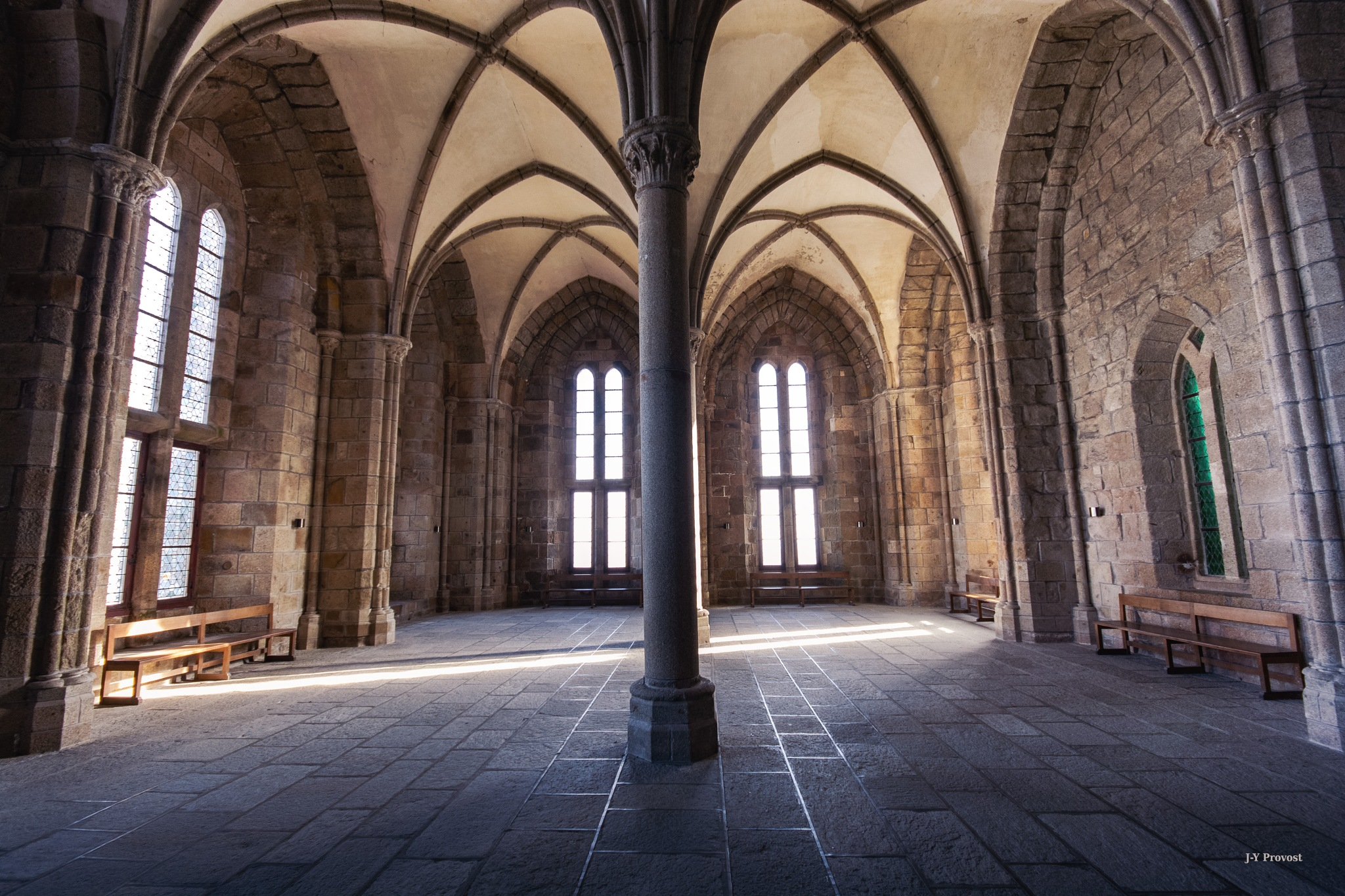 Photo in Architecture #abbaye #mont st michel #architecture