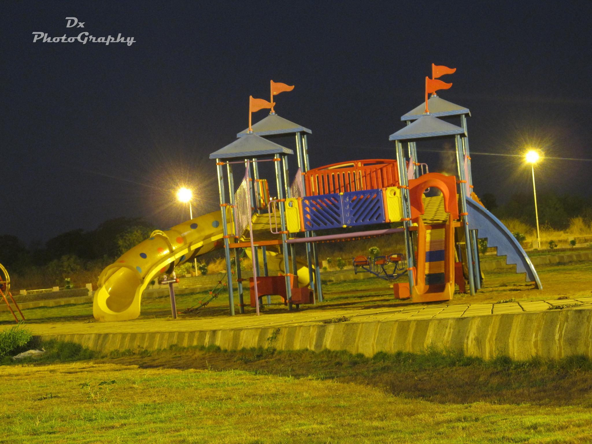 Childhood Memories by Dhruvil Mistry