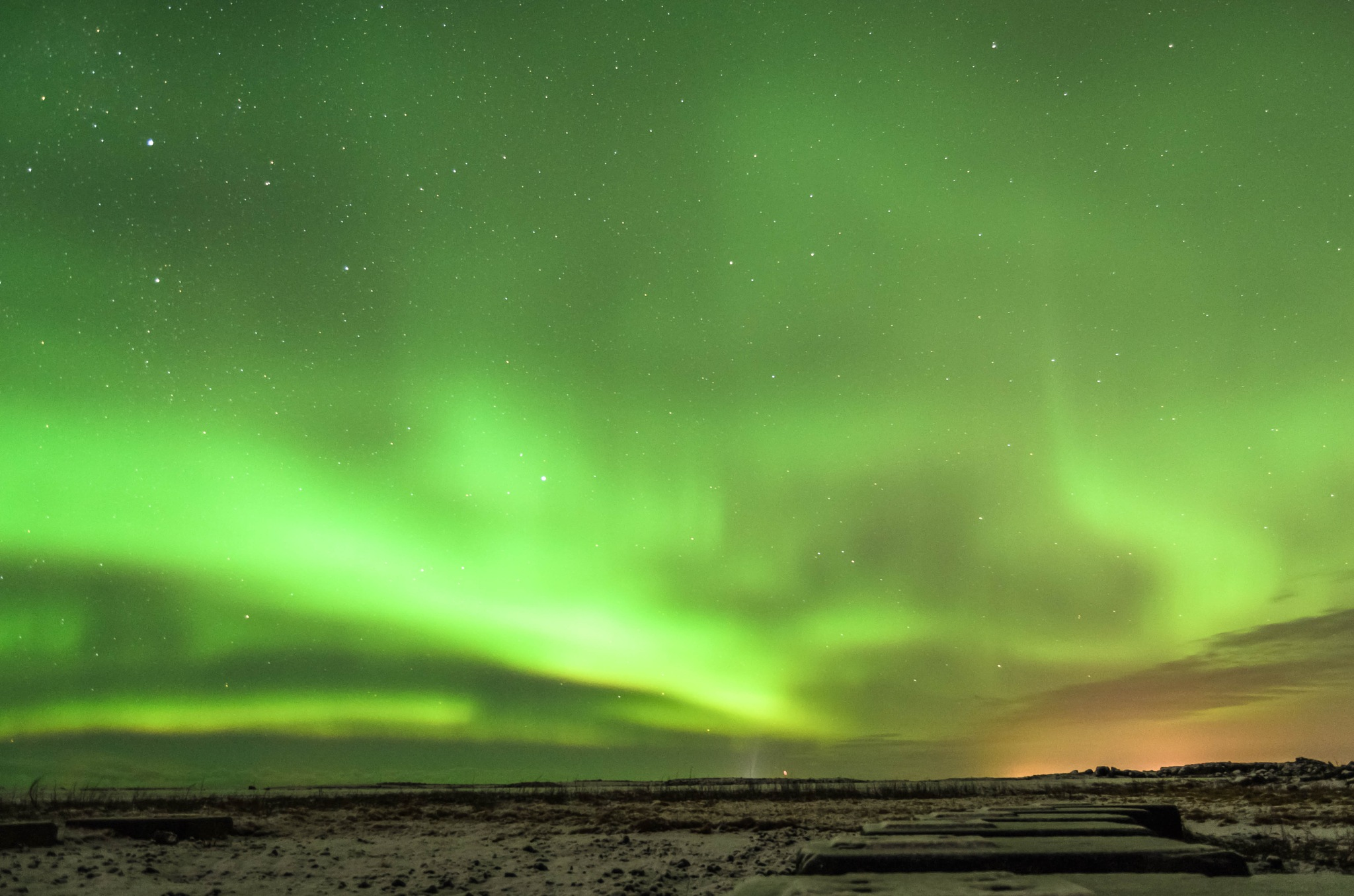 Nothern lights by Tavo