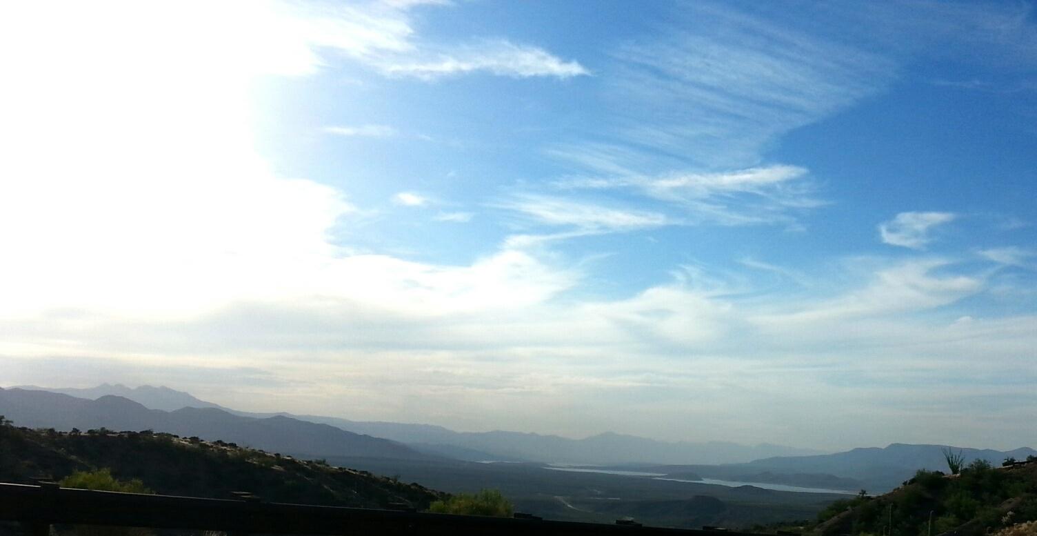 Arizona Mountains by jessicaleatat2