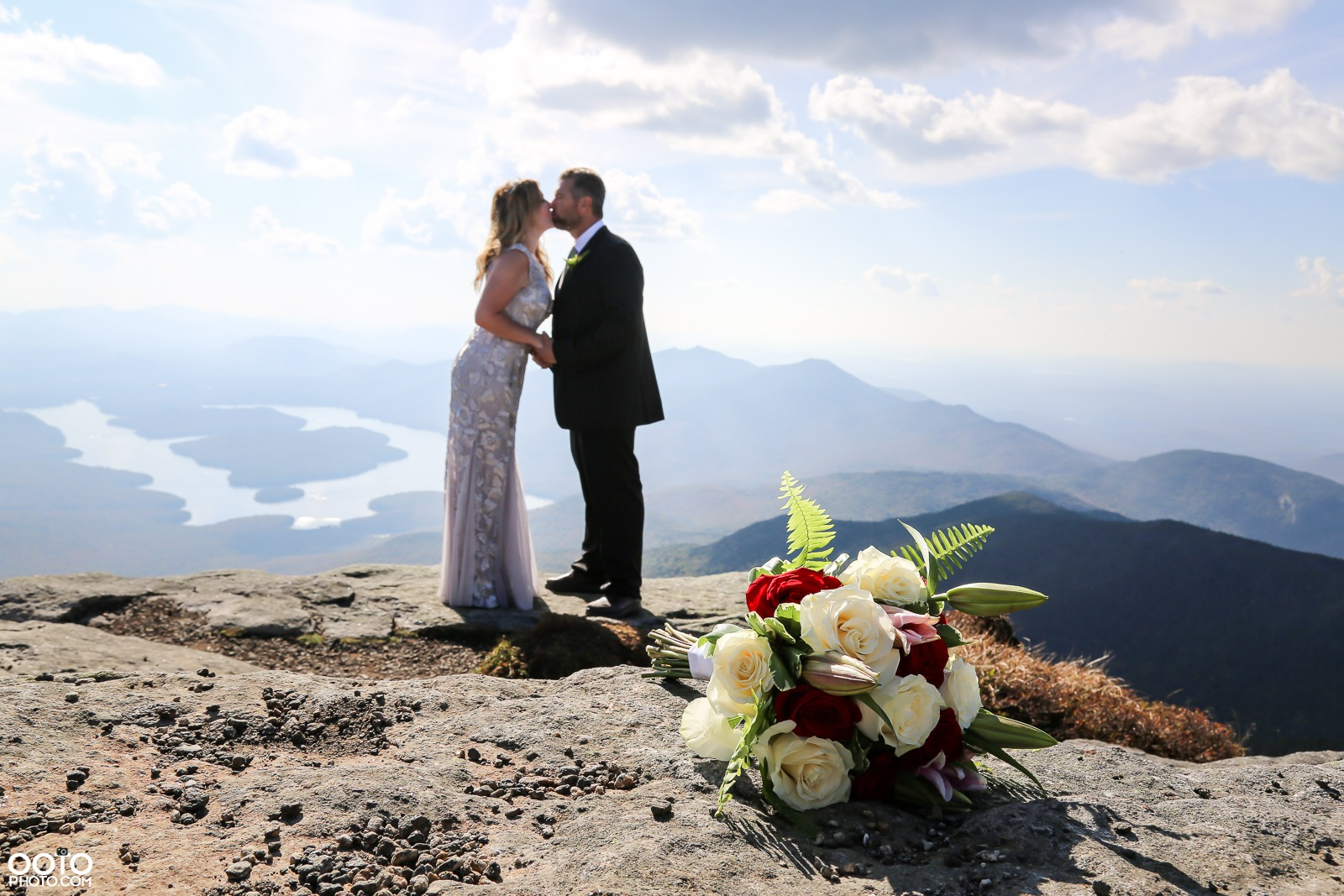 Whiteface Mnt Wedding by Holly Schreckengost Greene