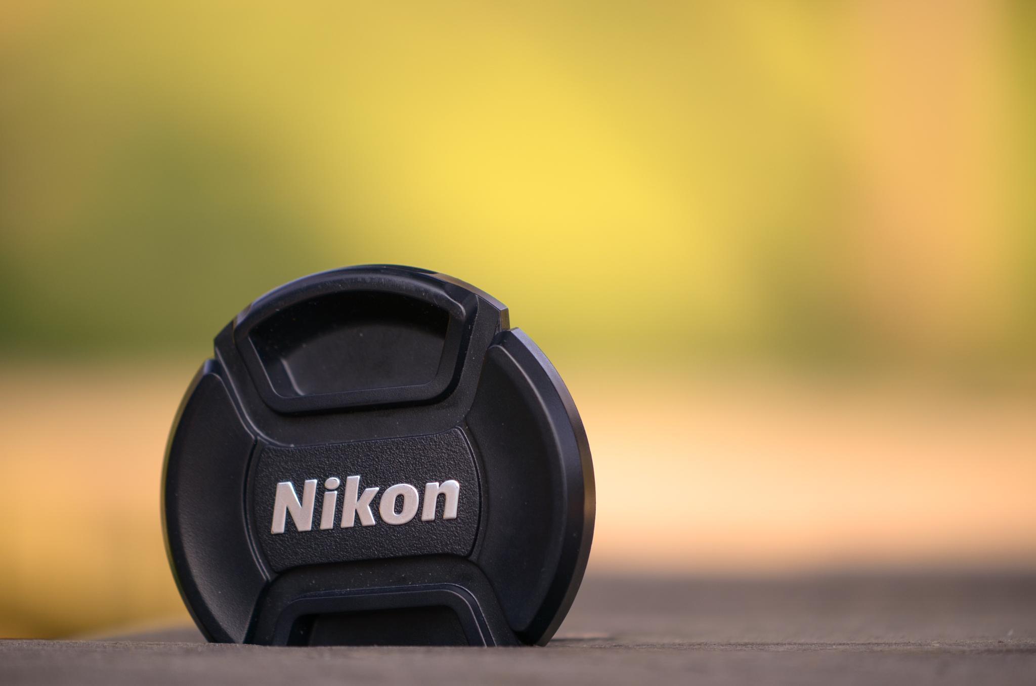 Nikon by Saly.Wanli