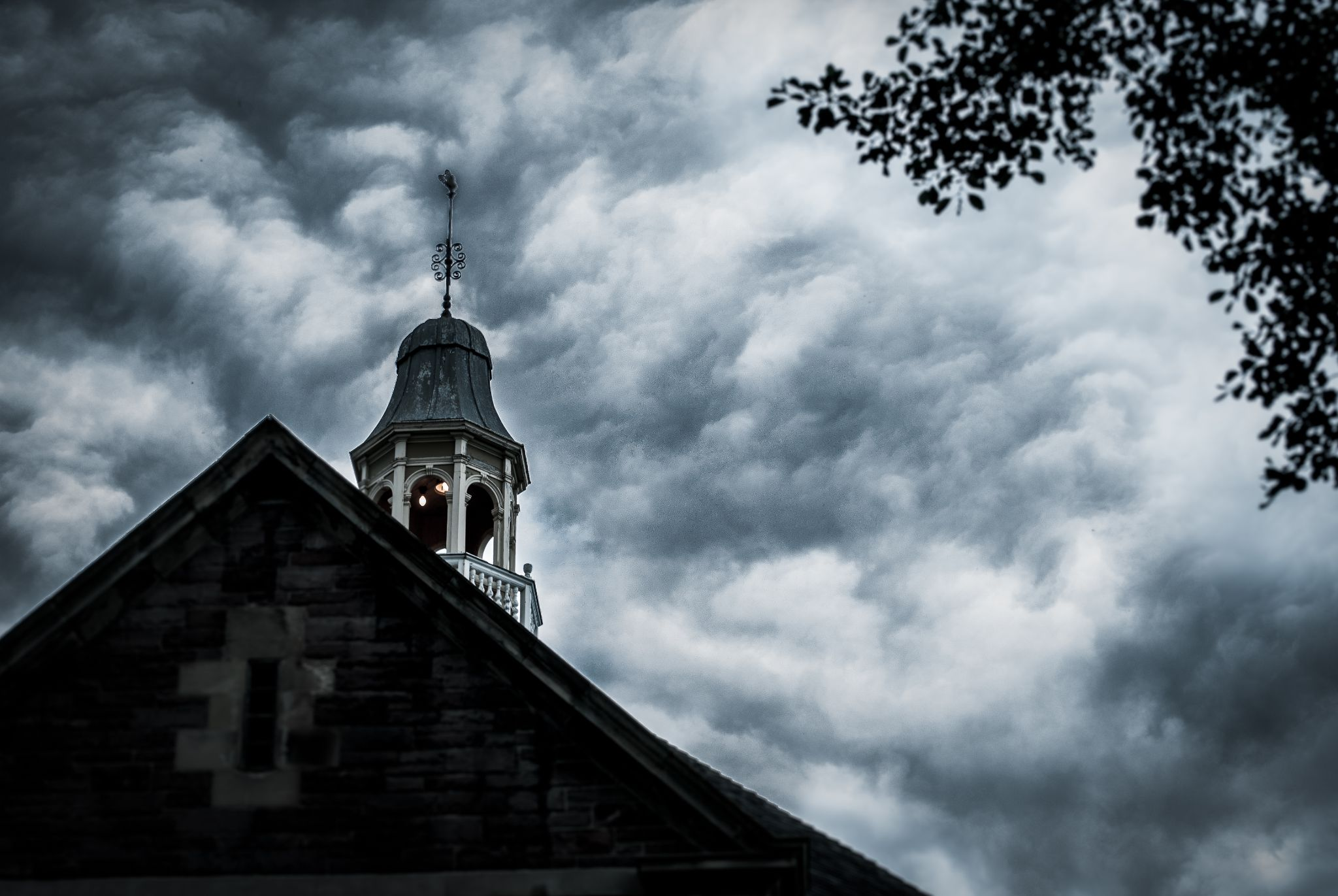 Steeple by Blak Yak Photography