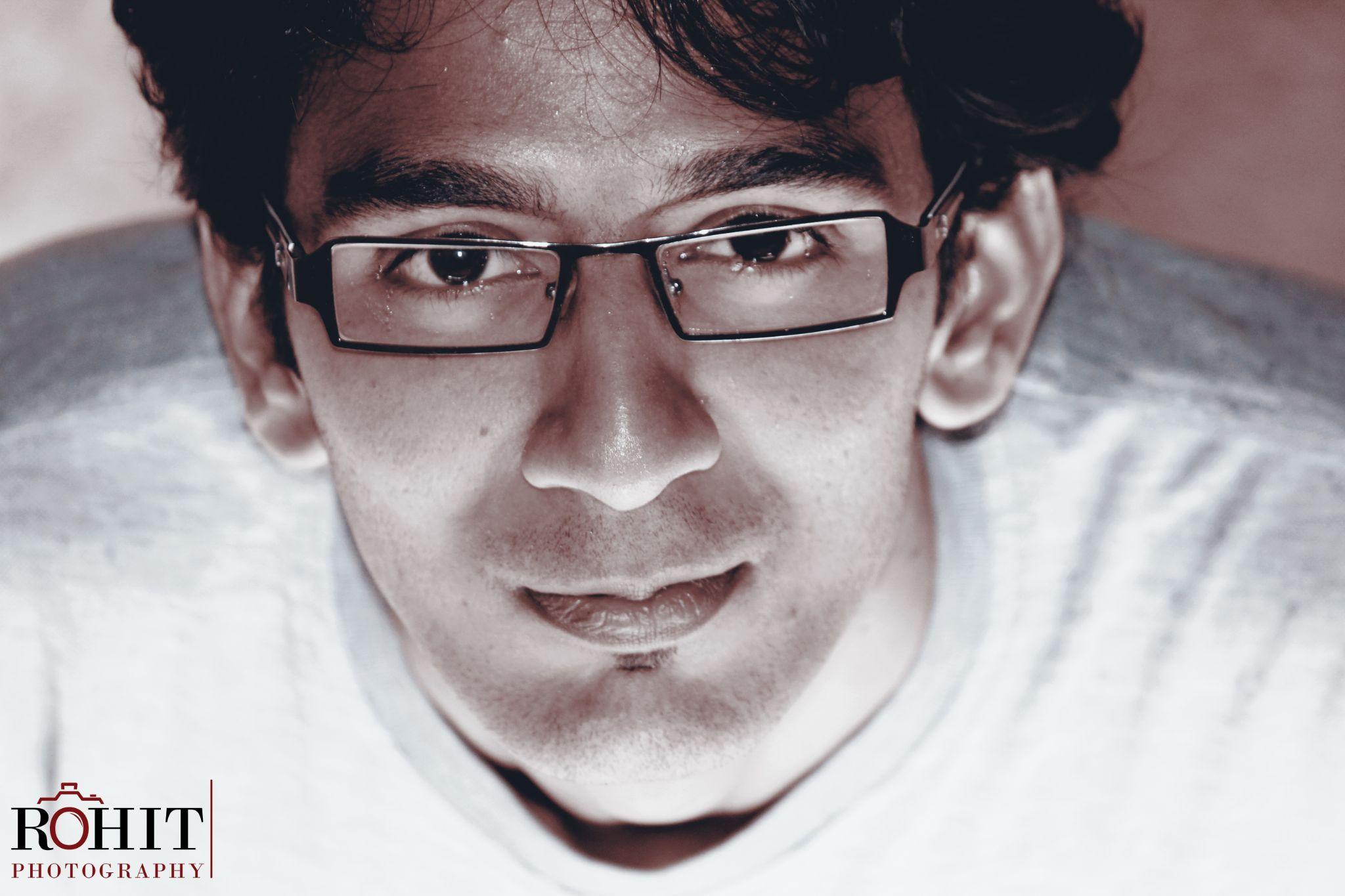 Close Up by Rohit Attimarad