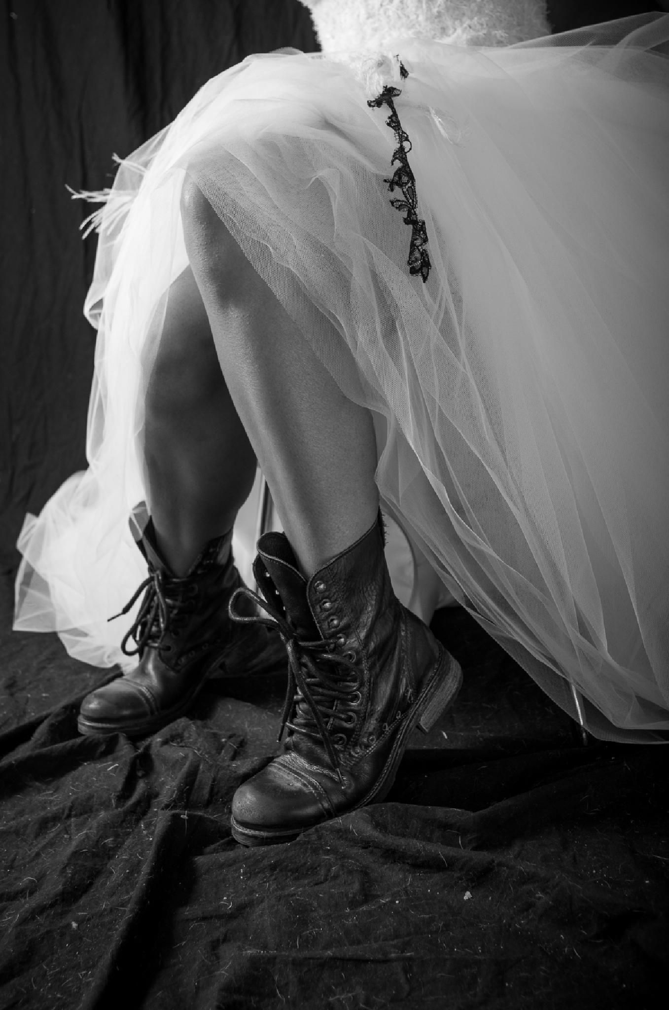 Dress by Yann Cousin