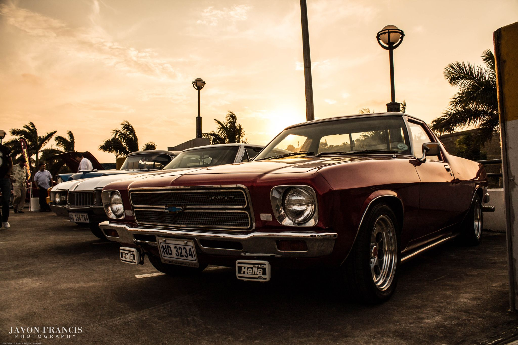 Classic American Muscle by Javon Tevin Francis